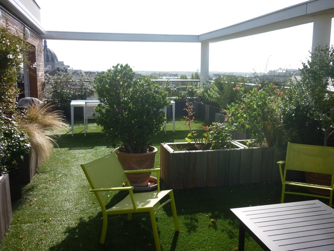 Appartamento per Vendita alle ore APPARTEMENT MODERNE - CONTEMPORAIN DERNIEREMENT RENOVE Nantes, Paesi Della Loira 44000 Francia