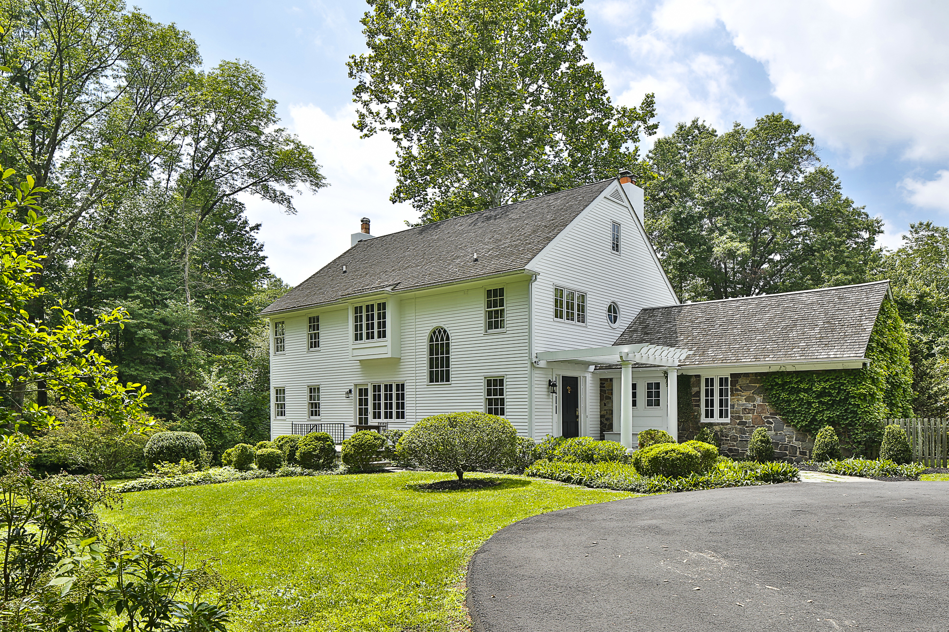 一戸建て のために 売買 アット Stunning Home Amid a Perfect Natural Backdrop - Hopewell Township 305 Carter Road Princeton, ニュージャージー 08540 アメリカ合衆国