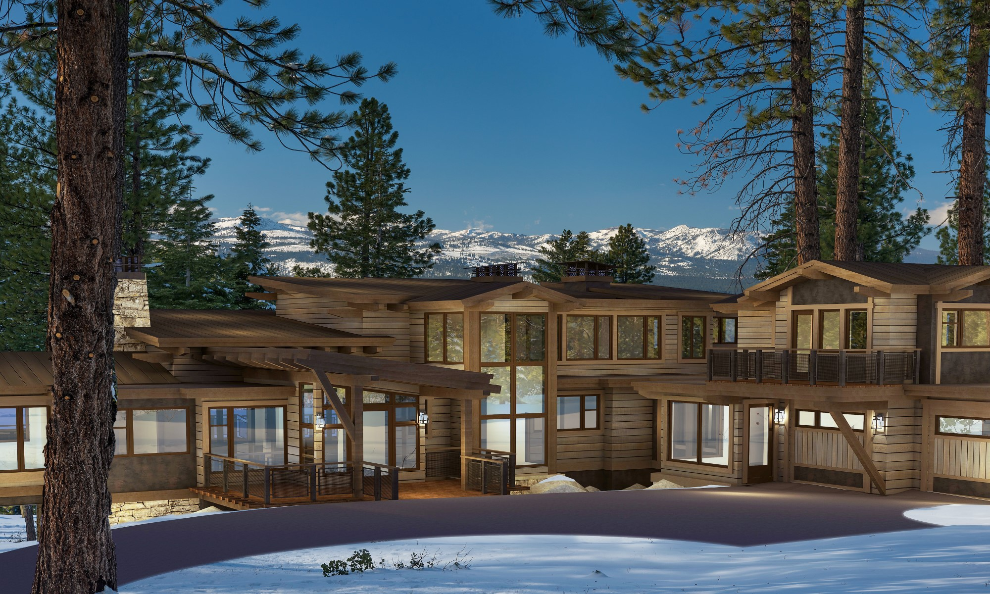 Single Family Home for Active at 19145 Glades Place Truckee, California 96161 United States