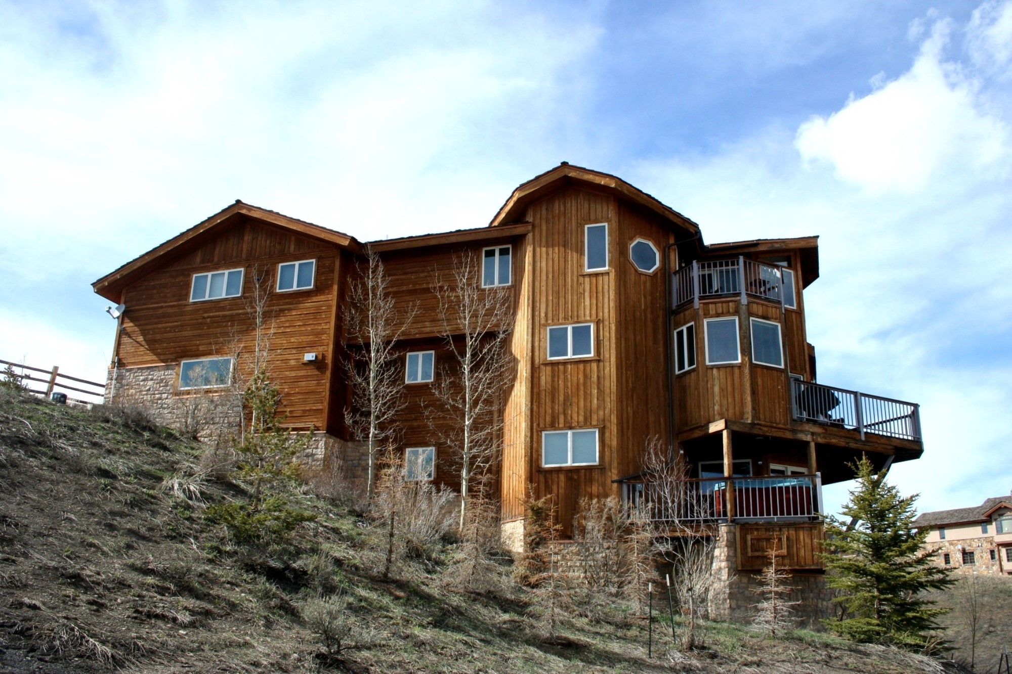 Vivienda unifamiliar por un Venta en Majestic Panoramic Mountain Views 18 Buttercup Lane Mount Crested Butte, Colorado 81225 Estados Unidos