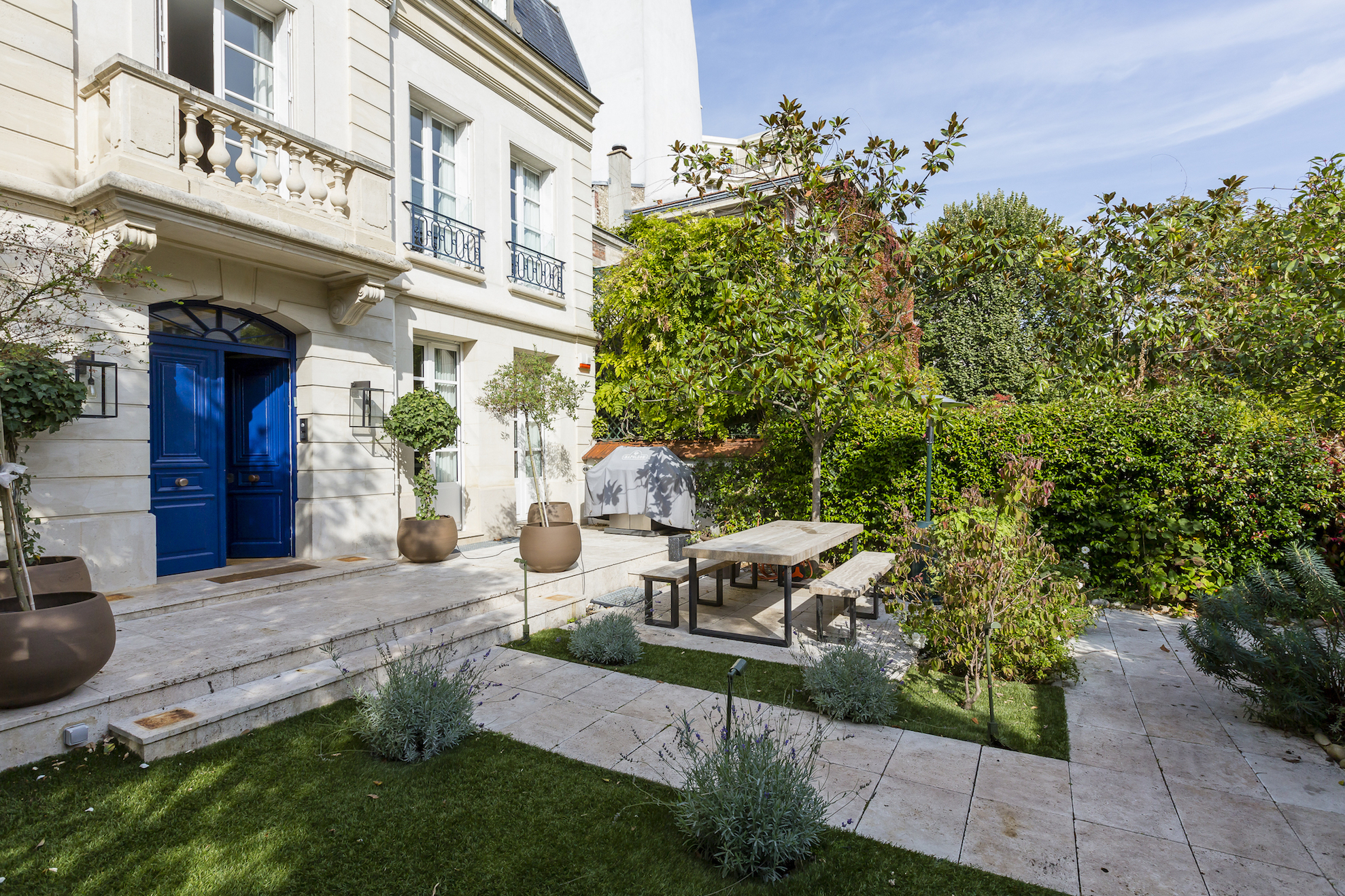 Property For Sale at Charming renovated mansion 10min from Paris centre