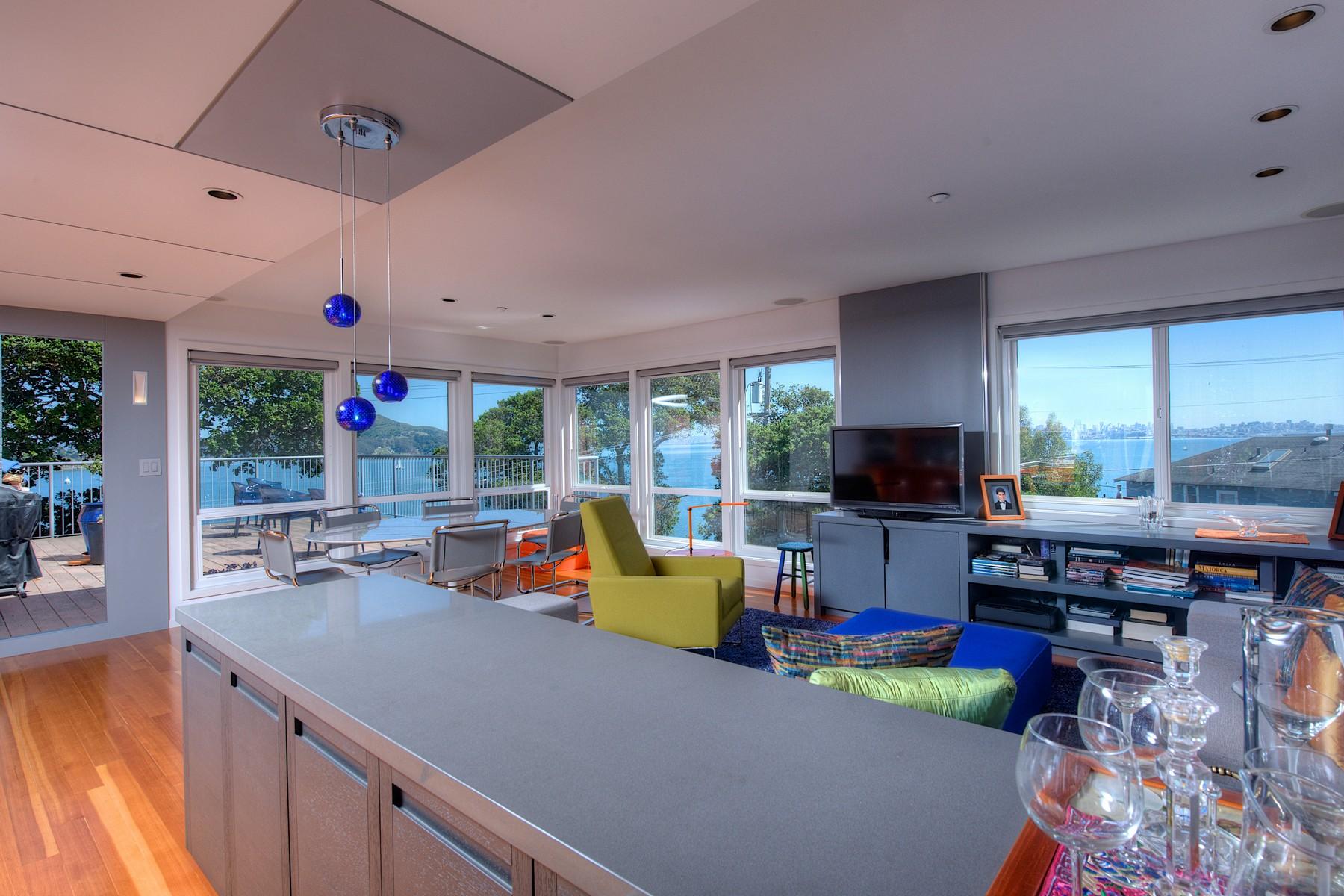 多户住宅 为 销售 在 Sausalito View 4 plex 45 Bulkley Avenue Sausalito, 加利福尼亚州 94965 美国