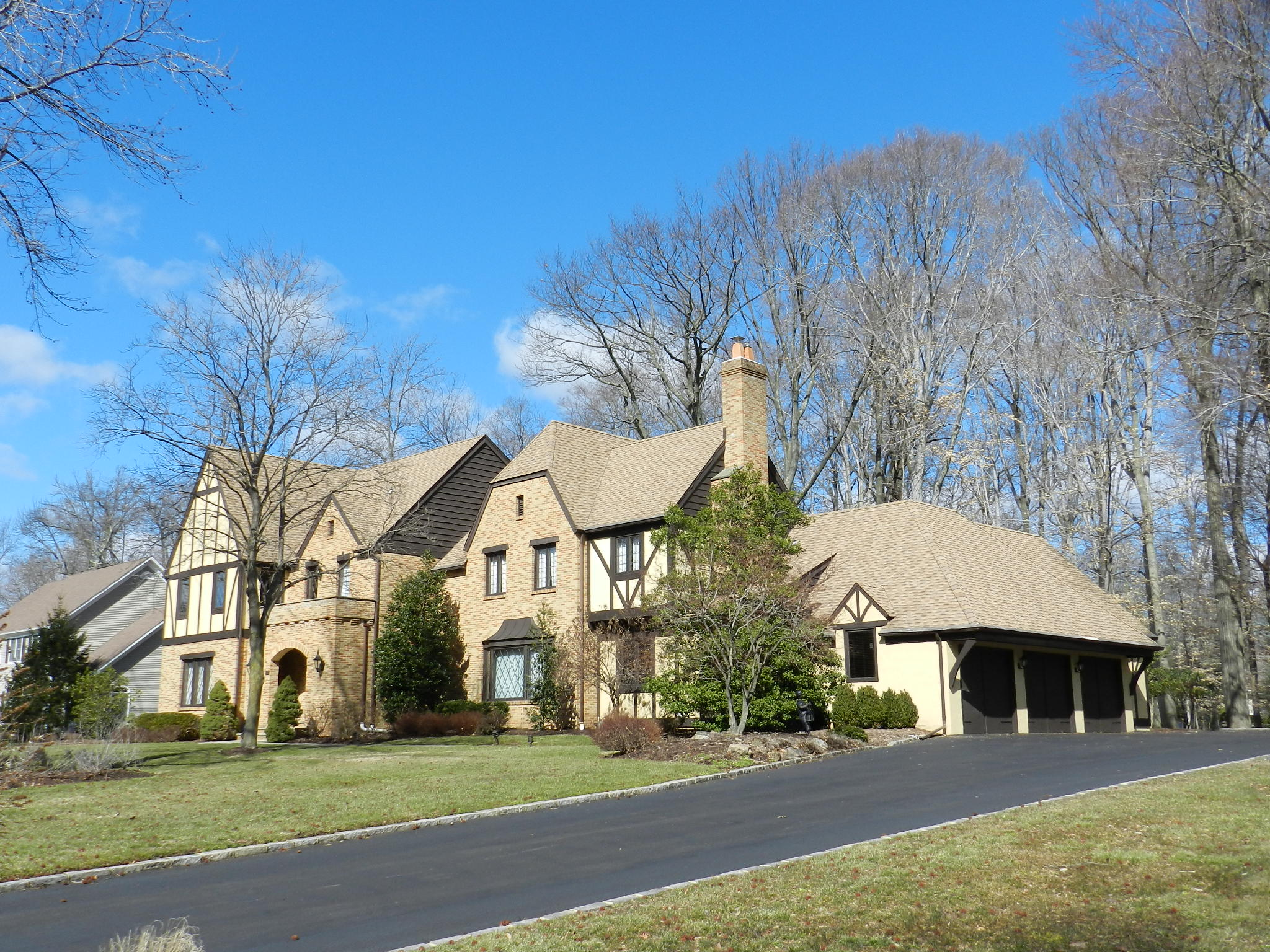Single Family Home for Sale at Grand in Scale, Comfortable by design 20 Marion Lane Scotch Plains, 07076 United States