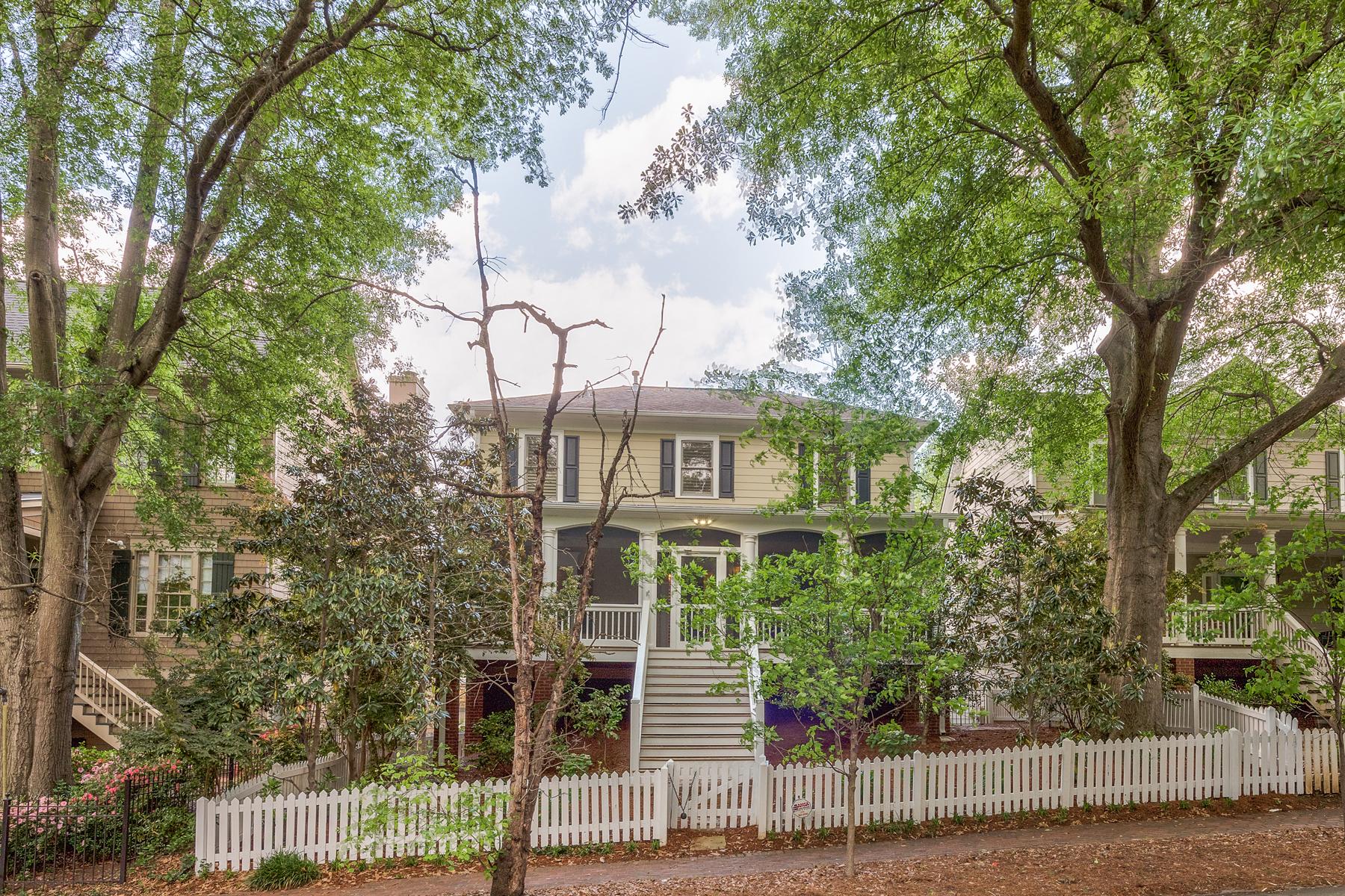 獨棟家庭住宅 為 出售 在 Magnificent In Morningside 1311 Edmund Park Drive NE Morningside, Atlanta, 喬治亞州, 30306 美國