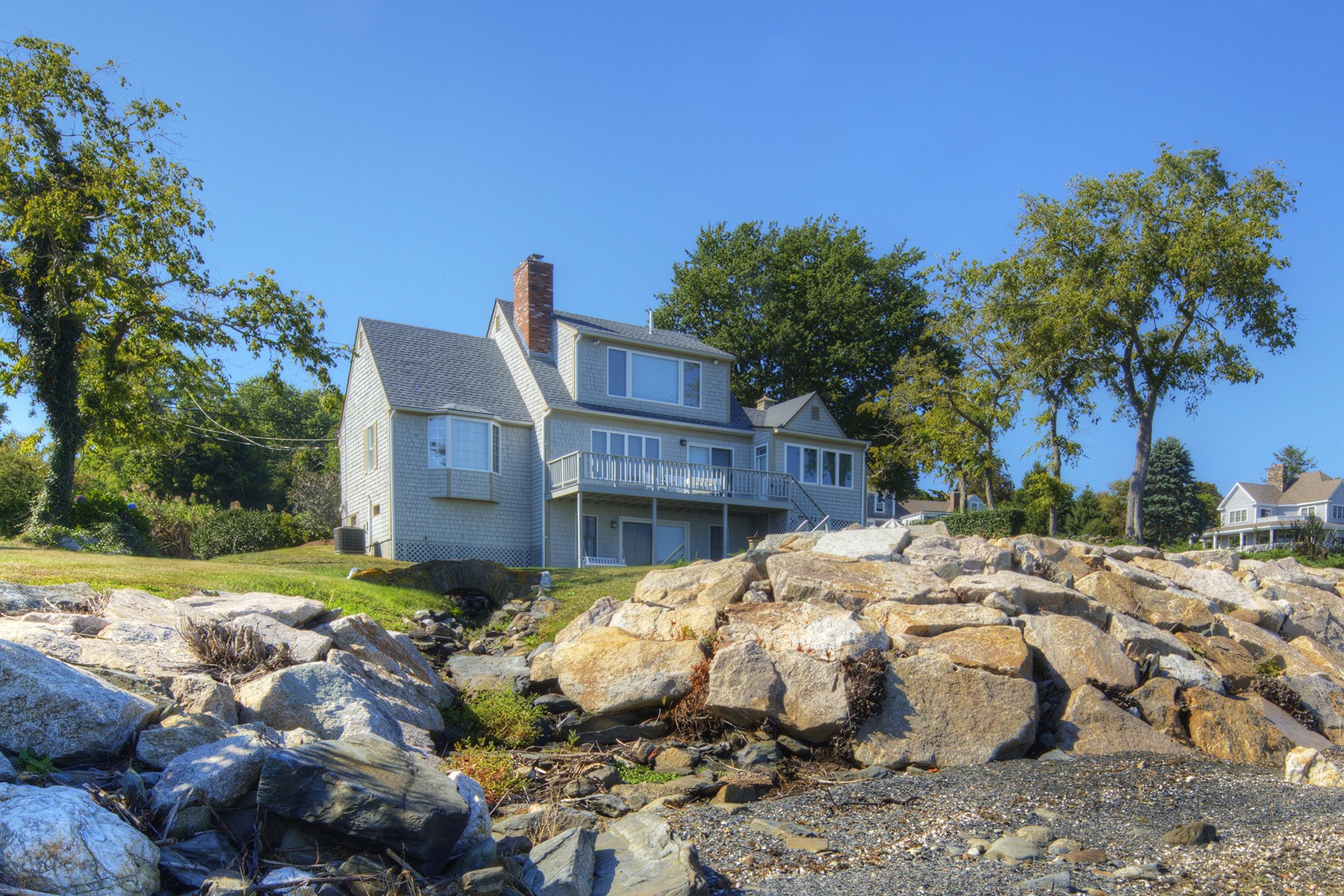 """Property For Sale at """"Merrybrook"""" - Waterfront Cape"""