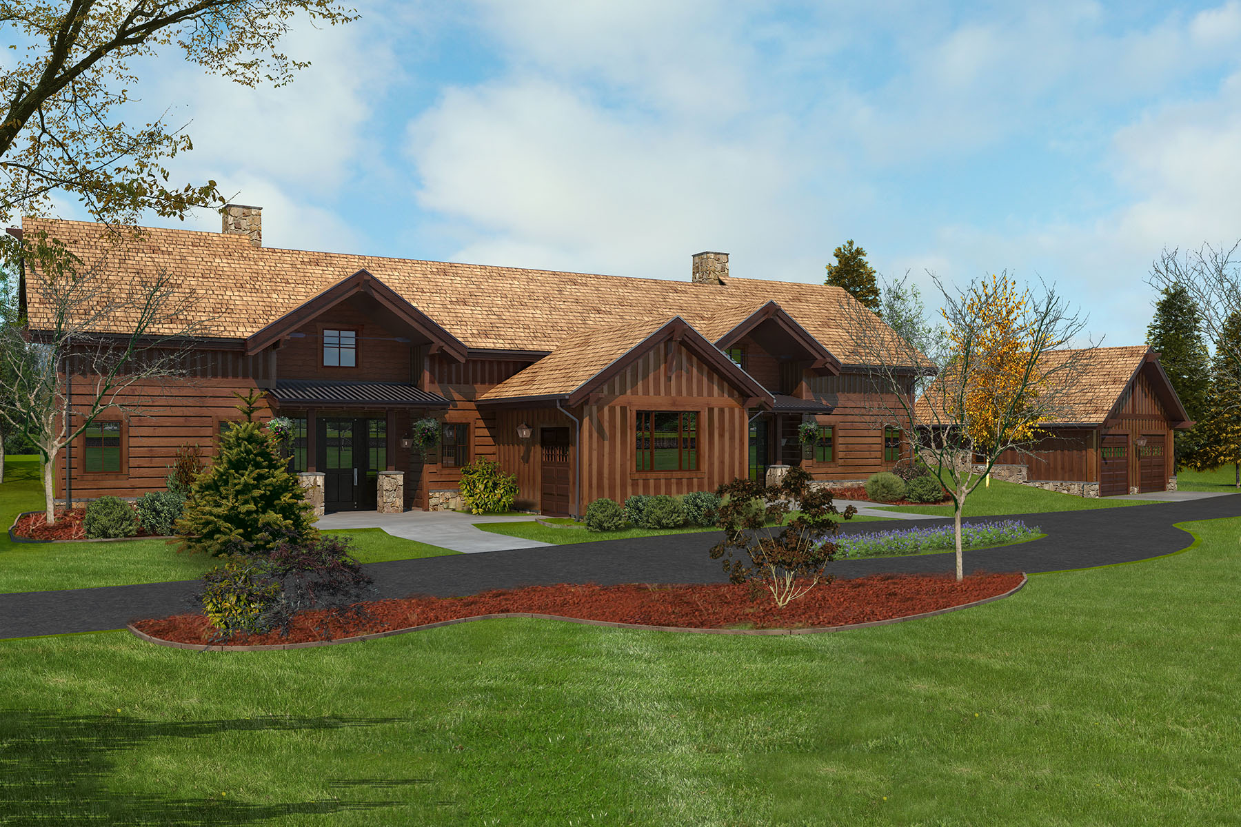 Piso por un Venta en The Golf Cottages Phase 2 17948 S Kimberlite DR #20 Coeur D Alene, Idaho, 83814 Estados Unidos