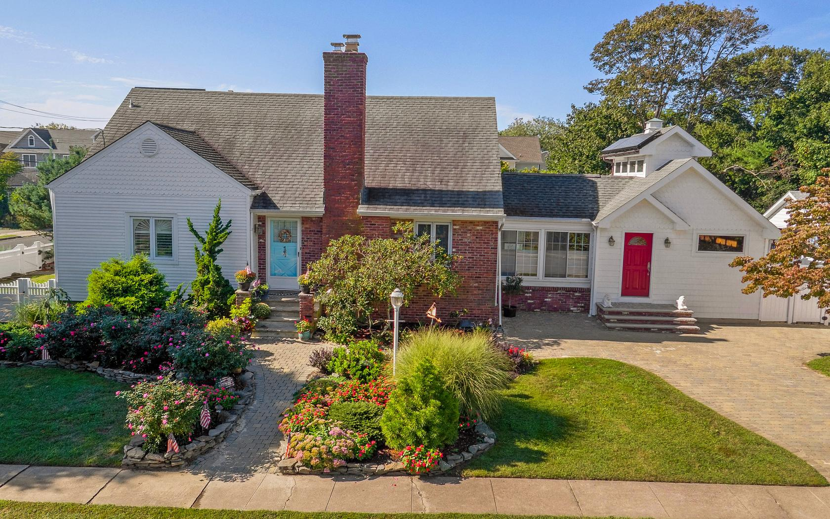 Single Family Home for Sale at Custom Spacious Cape 167 McLean Ave Manasquan, New Jersey 08736 United States