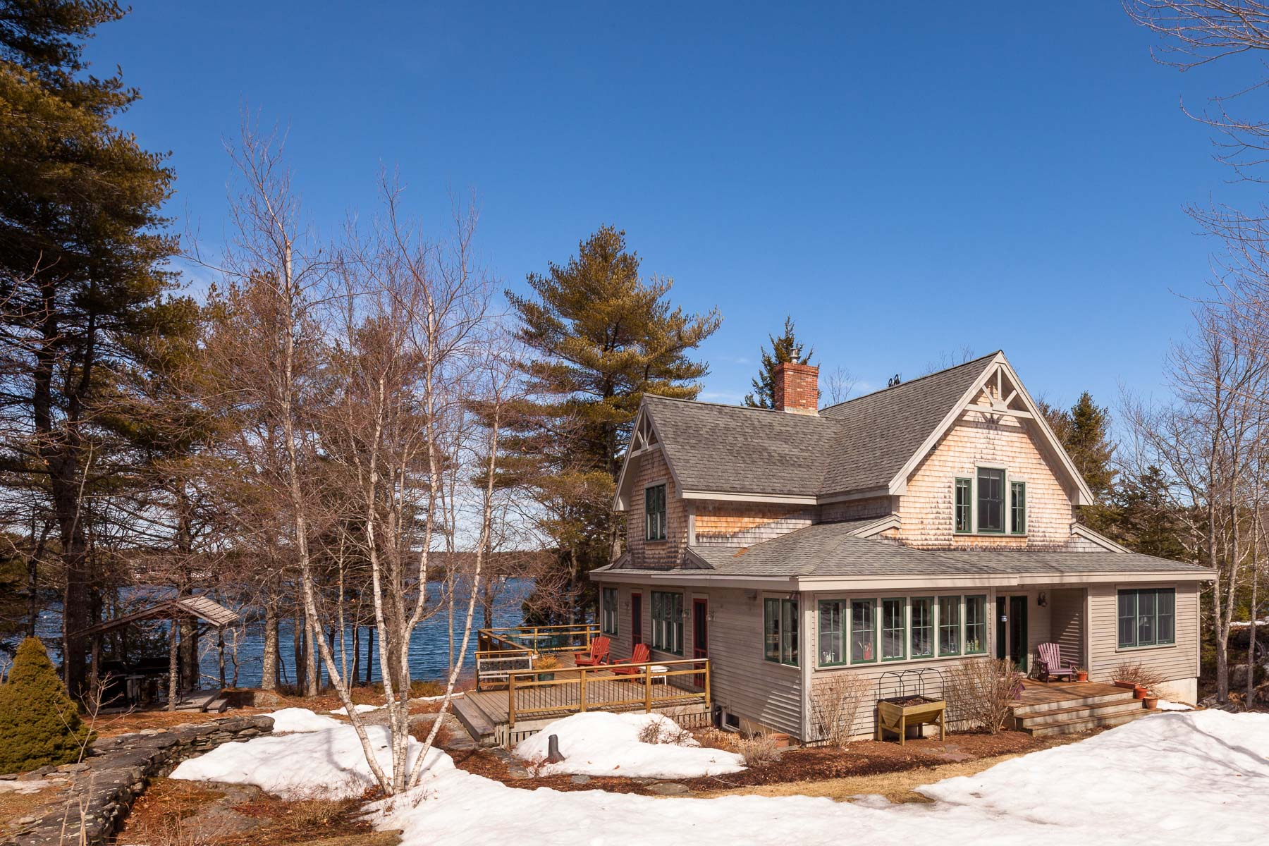 Single Family Home for Sale at Narrows Way 72 Narrows Way Georgetown, Maine 04556 United States