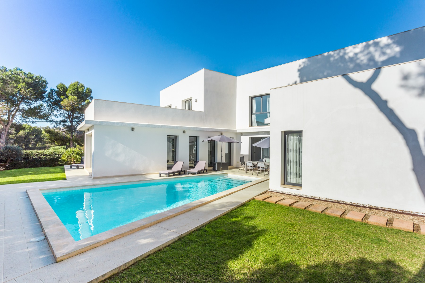 Property Of Spacious villa close to the beach in Santa Ponsa
