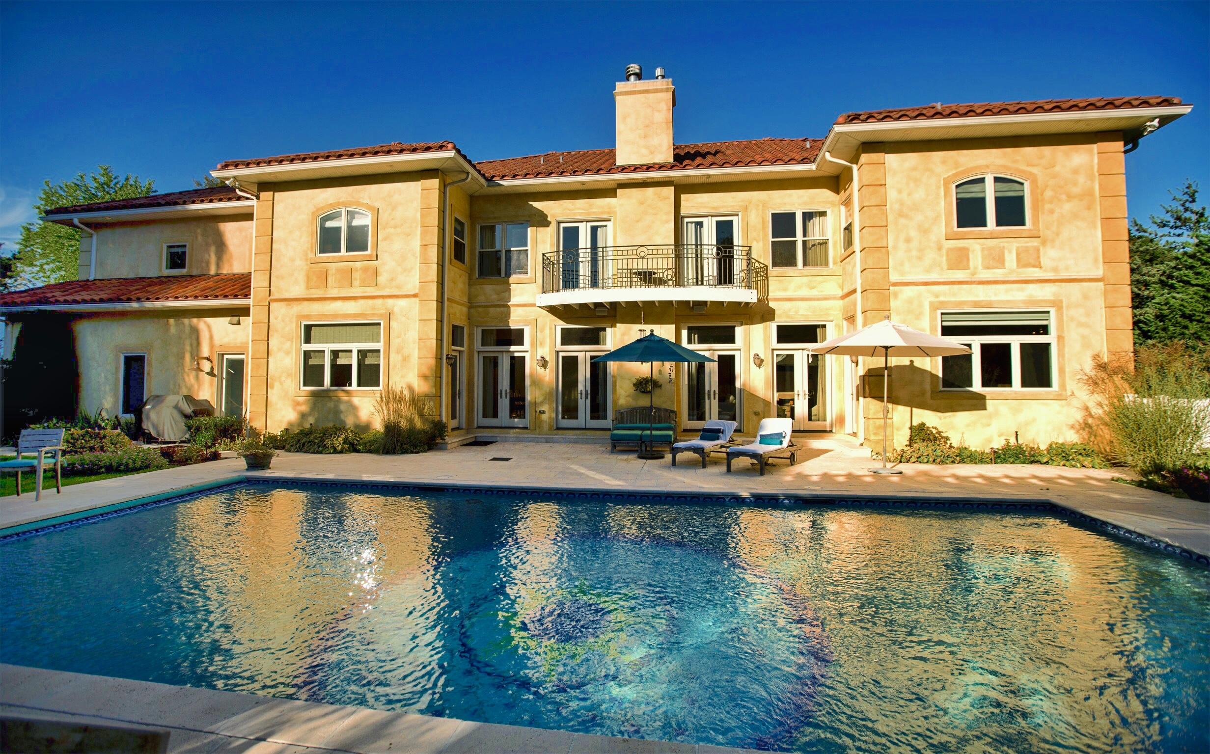Property For Sale at Custon Built Mediterranean Style Villa