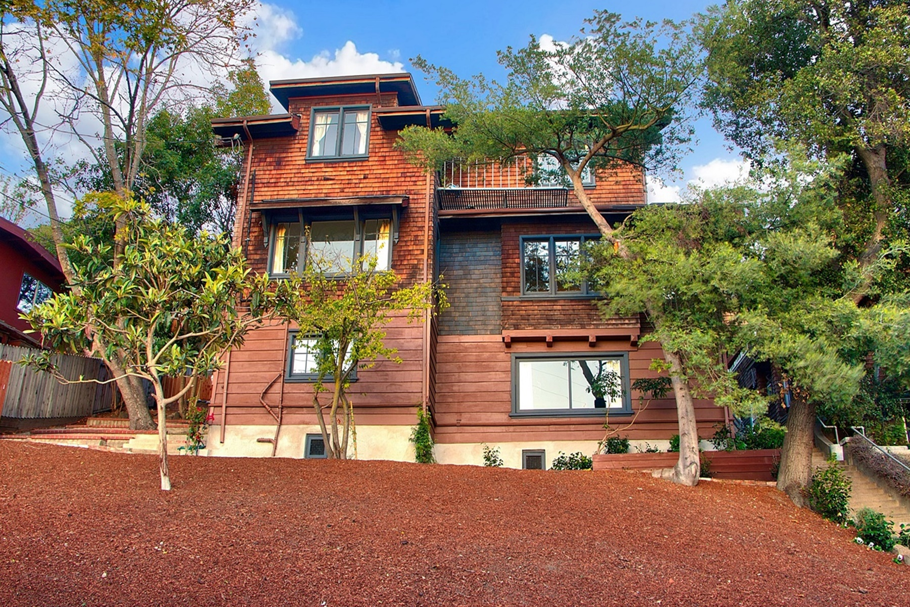 pour l Vente à Spectacular Views 66 Panoramic Way Berkeley, Californie 94704 États-Unis