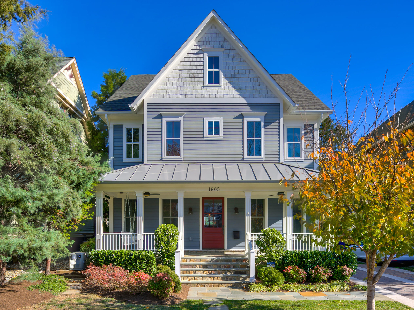 Single Family Home for Sale at Enjoy the Very Best of Lyon Village 1605 N Edgewood St Arlington, Virginia, 22201 United States