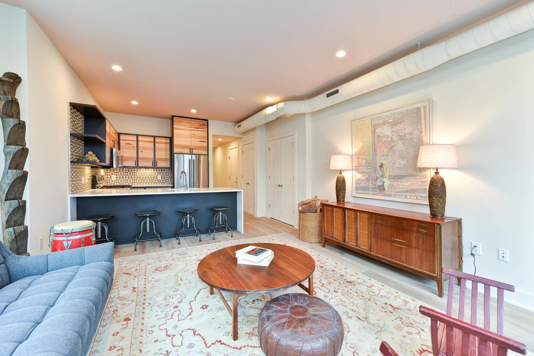 Nhà chung cư vì Bán tại 1012 Harvard Street Nw 4, Washington Washington, District Of Columbia, 20001 Hoa Kỳ