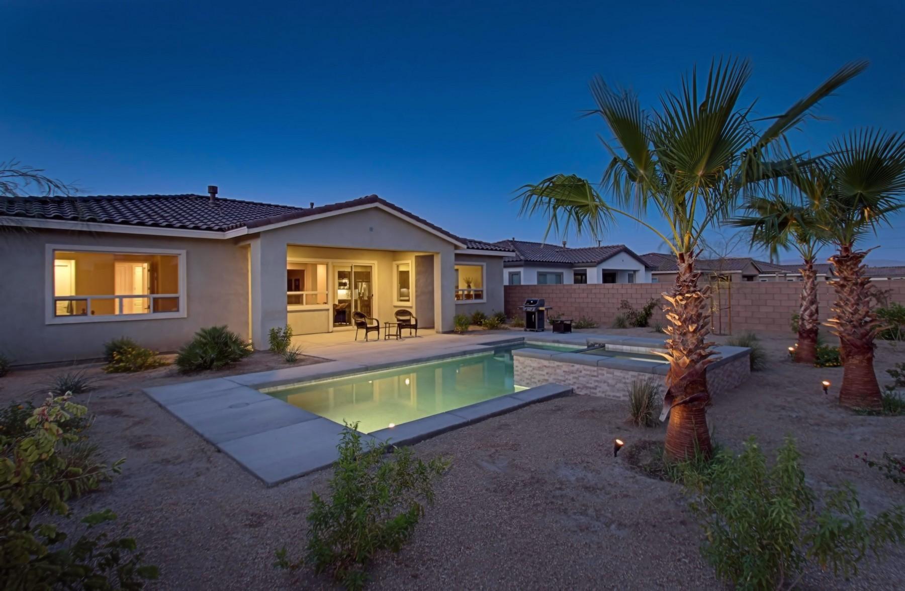 Single Family Home for Sale at 74107 Encore Lane Palm Desert, California 92211 United States