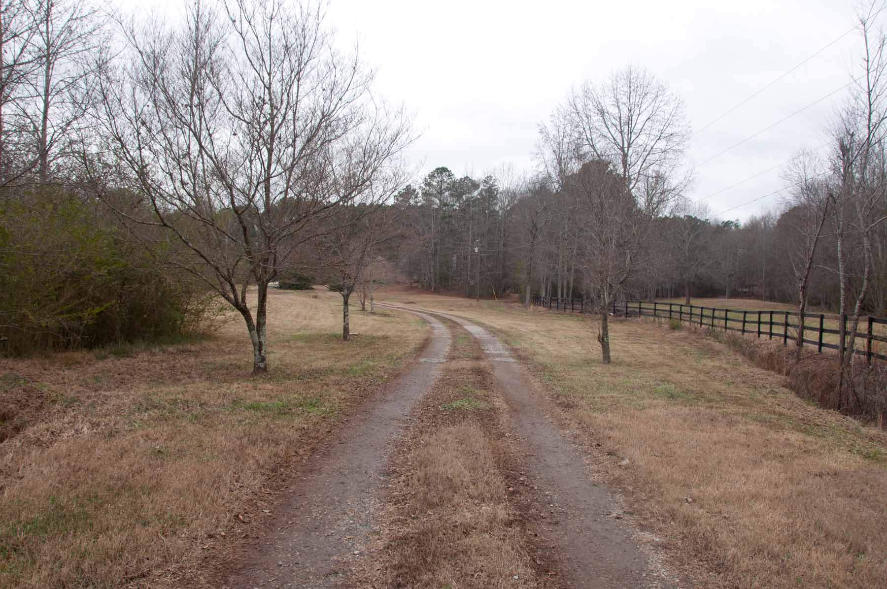 sales property at Five and a Half Private Acres With Creek