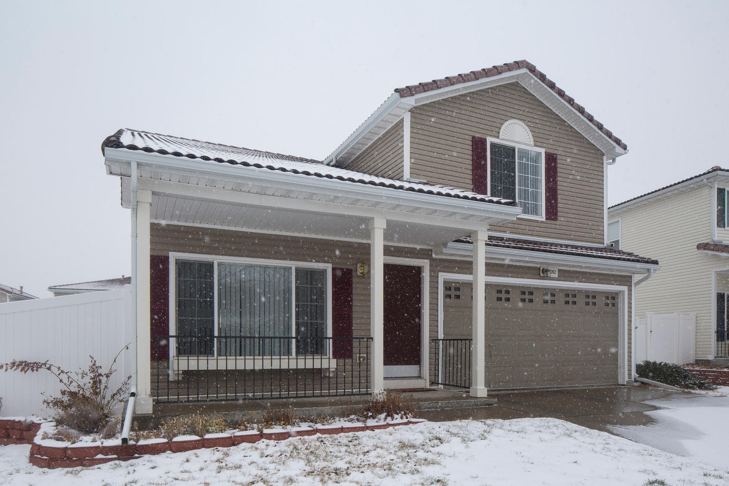 Single Family Home for Sale at Charming two story home with HUGE back/side yard! 5262 Argonne Court Green Valley Ranch, Denver, Colorado 80249 United States