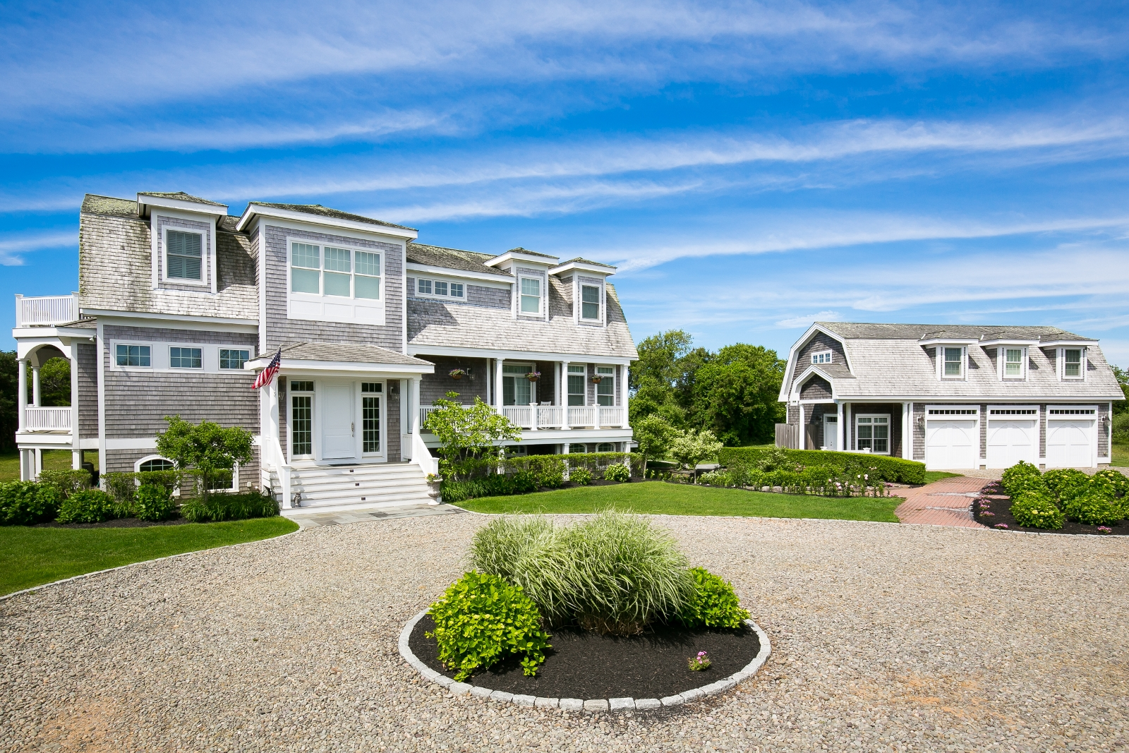 Casa Unifamiliar por un Venta en Beach Plum Meadows in Katama 15 Beach Plum Meadows Edgartown, Massachusetts 02539 Estados Unidos