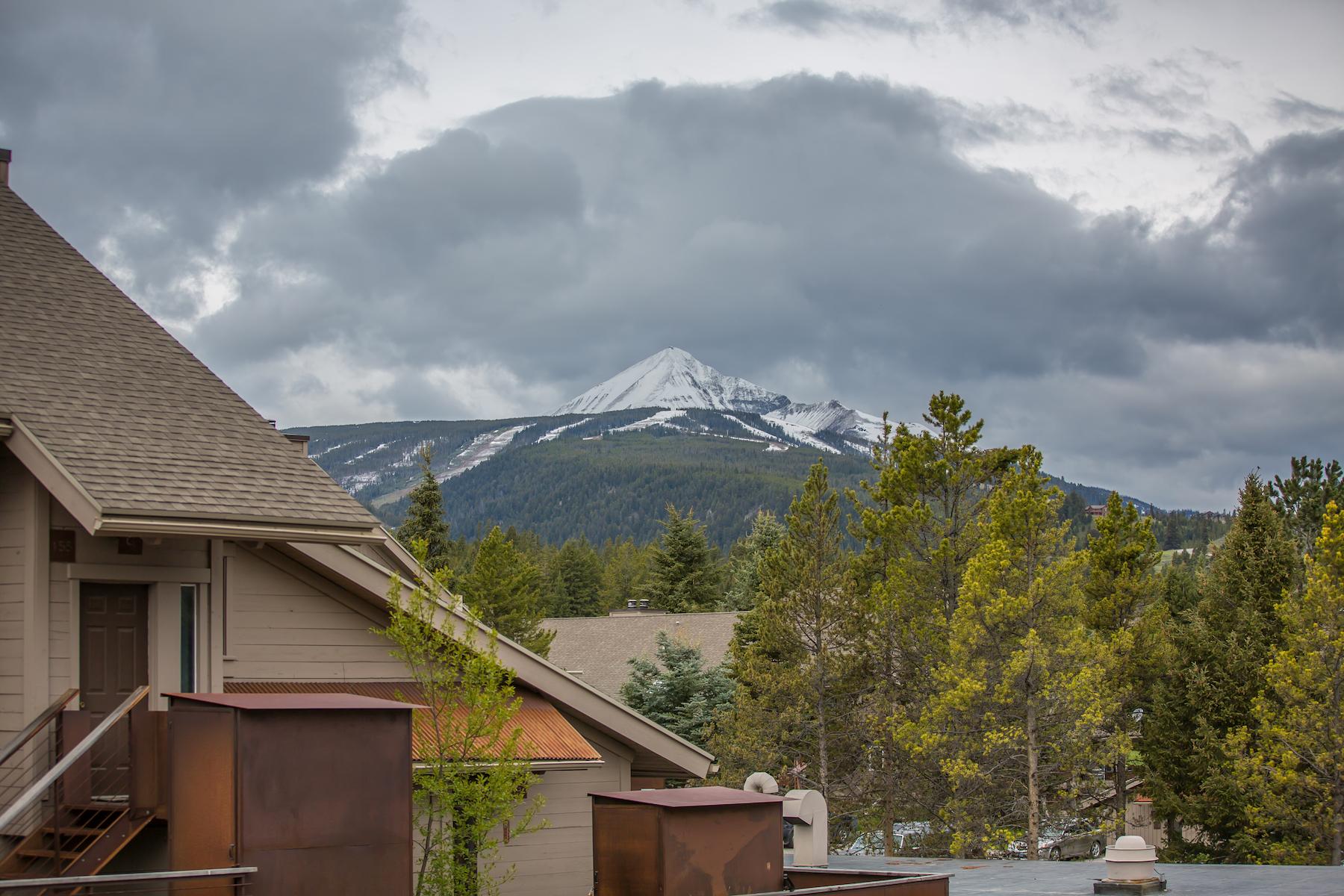 共管物業 為 出售 在 Glacier Condo 2575 Curley Bear, Glacier 150 Big Sky, 蒙大拿州, 59716 美國