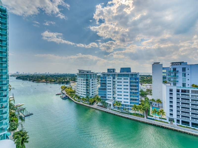 Apartment for Sale at Sixty Sixty 6060 Indian Creek Blvd. #1407 Miami, Florida 33140 United States