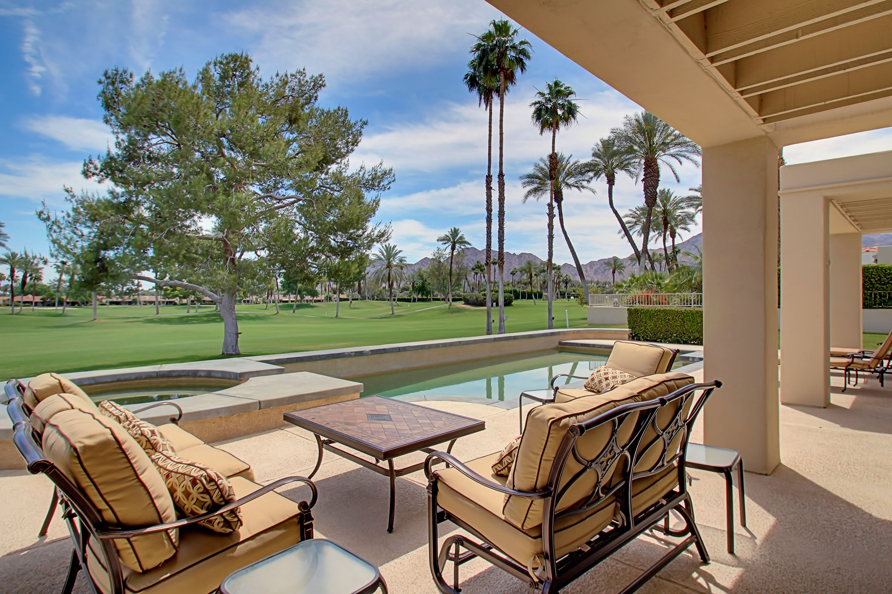 Single Family Home for Sale at 44838 Winged Foot Drive Indian Wells, California 92210 United States