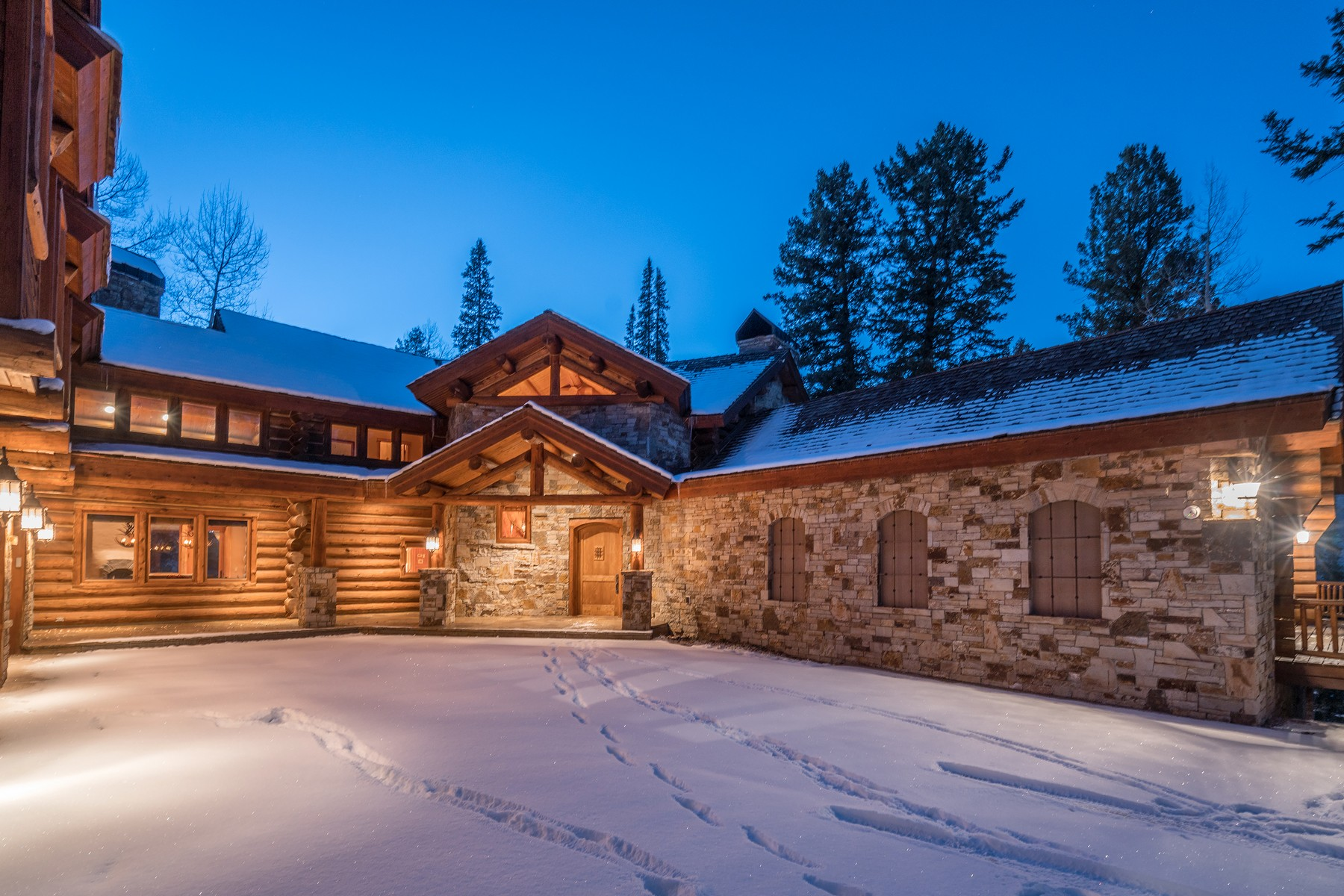 Maison unifamiliale pour l Vente à 130 Highlands Way Telluride, Colorado, 81435 États-Unis