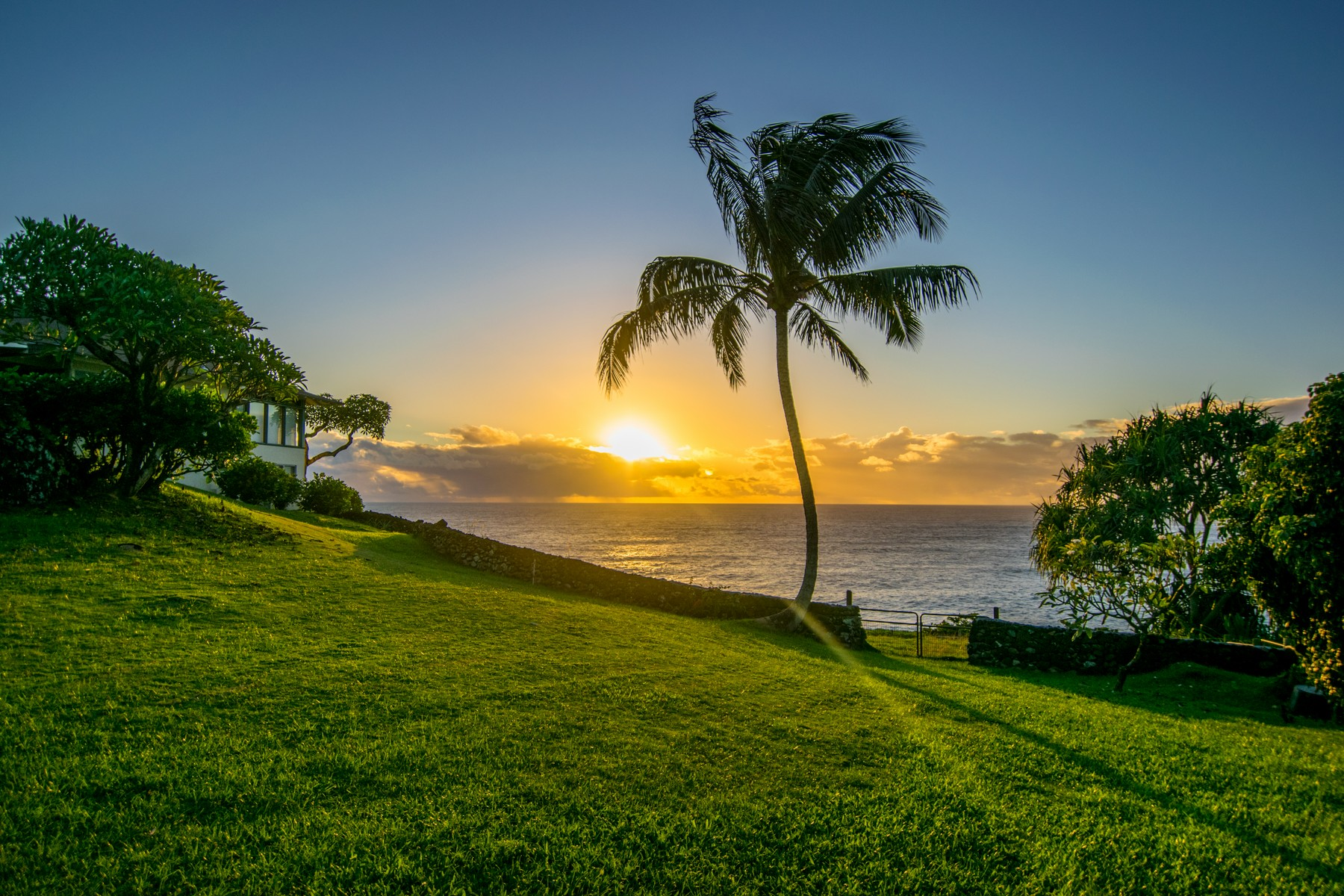 Property For Sale at Splendid Hana Maui - 2.29 Acres, Steps to the Ocean!