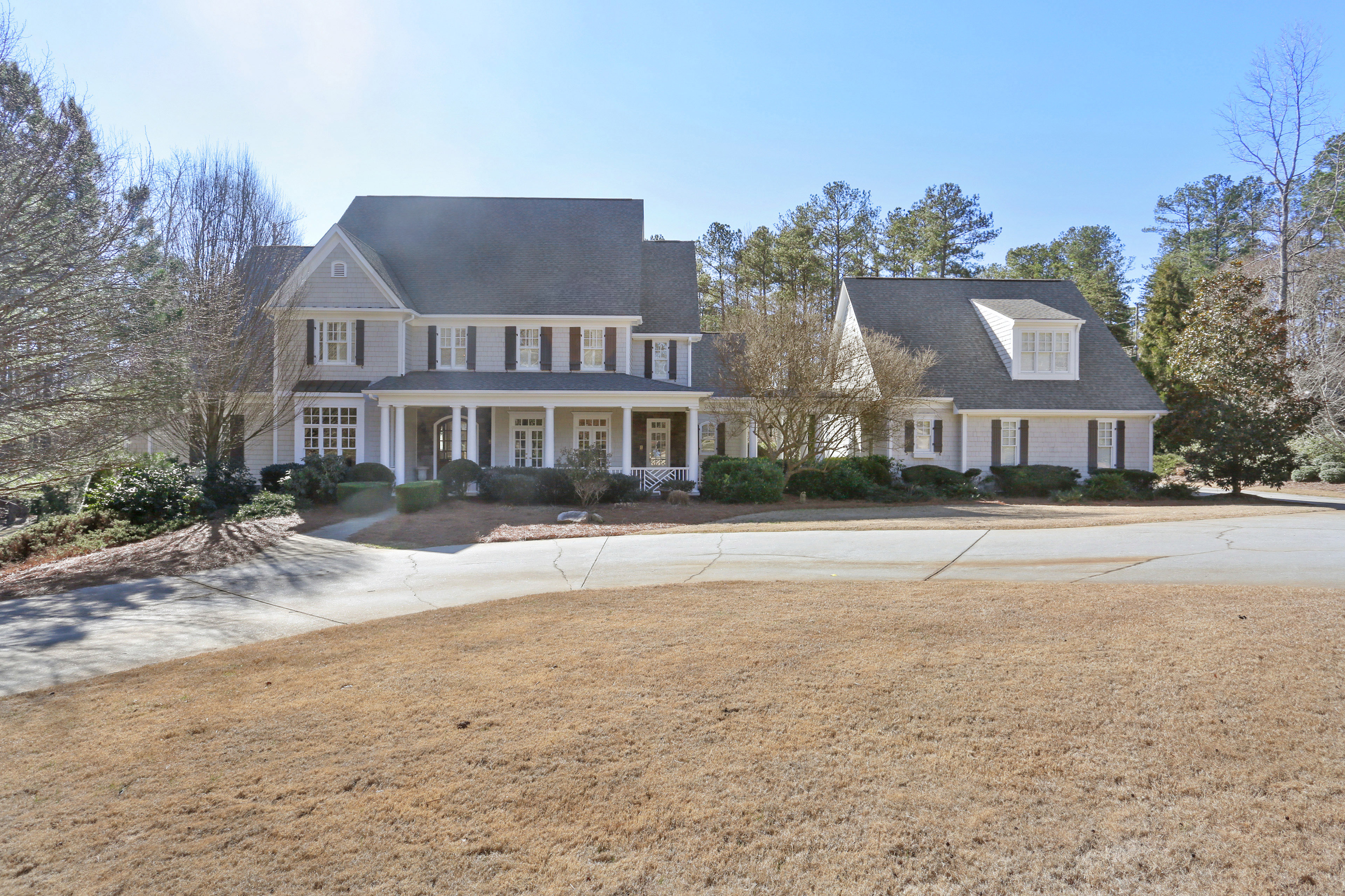 Single Family Home for Sale at New in Roswell's Gated Stongate 1000 Stonegate Court Roswell, Georgia, 30075 United States