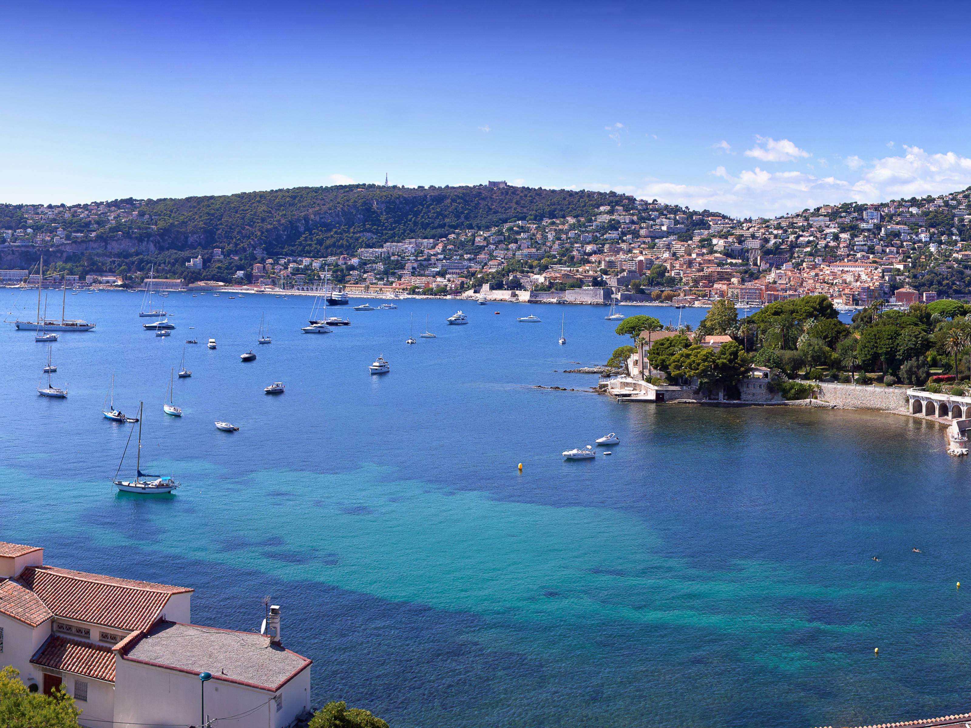 獨棟家庭住宅 為 出售 在 Luxury apartment with large terrasse and beautiful sea view Saint Jean Cap Ferrat, 普羅旺斯阿爾卑斯藍色海岸 06230 法國