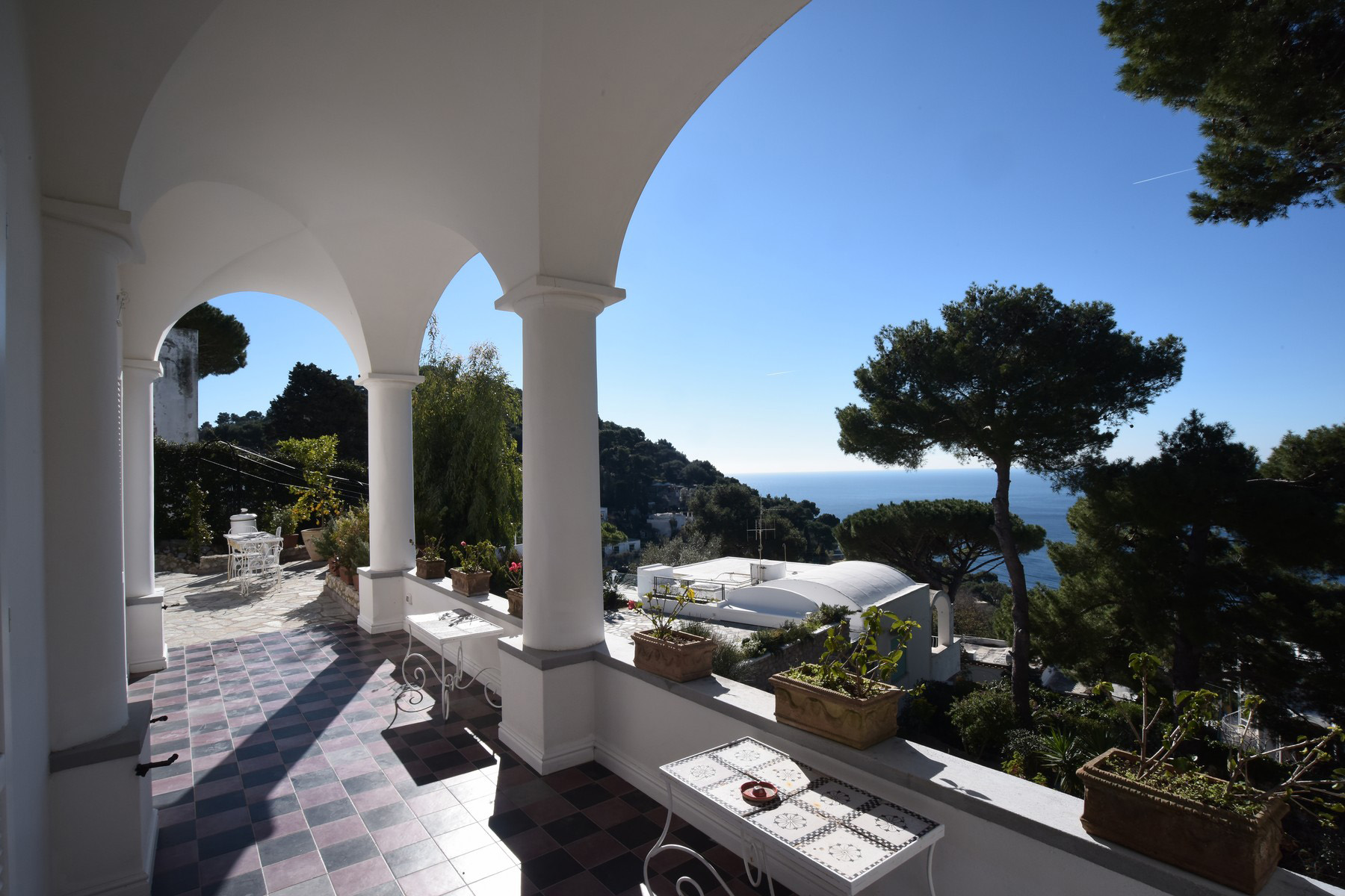 Single Family Home for Sale at Impressive Villa in the heart of Capri Capri, Italy