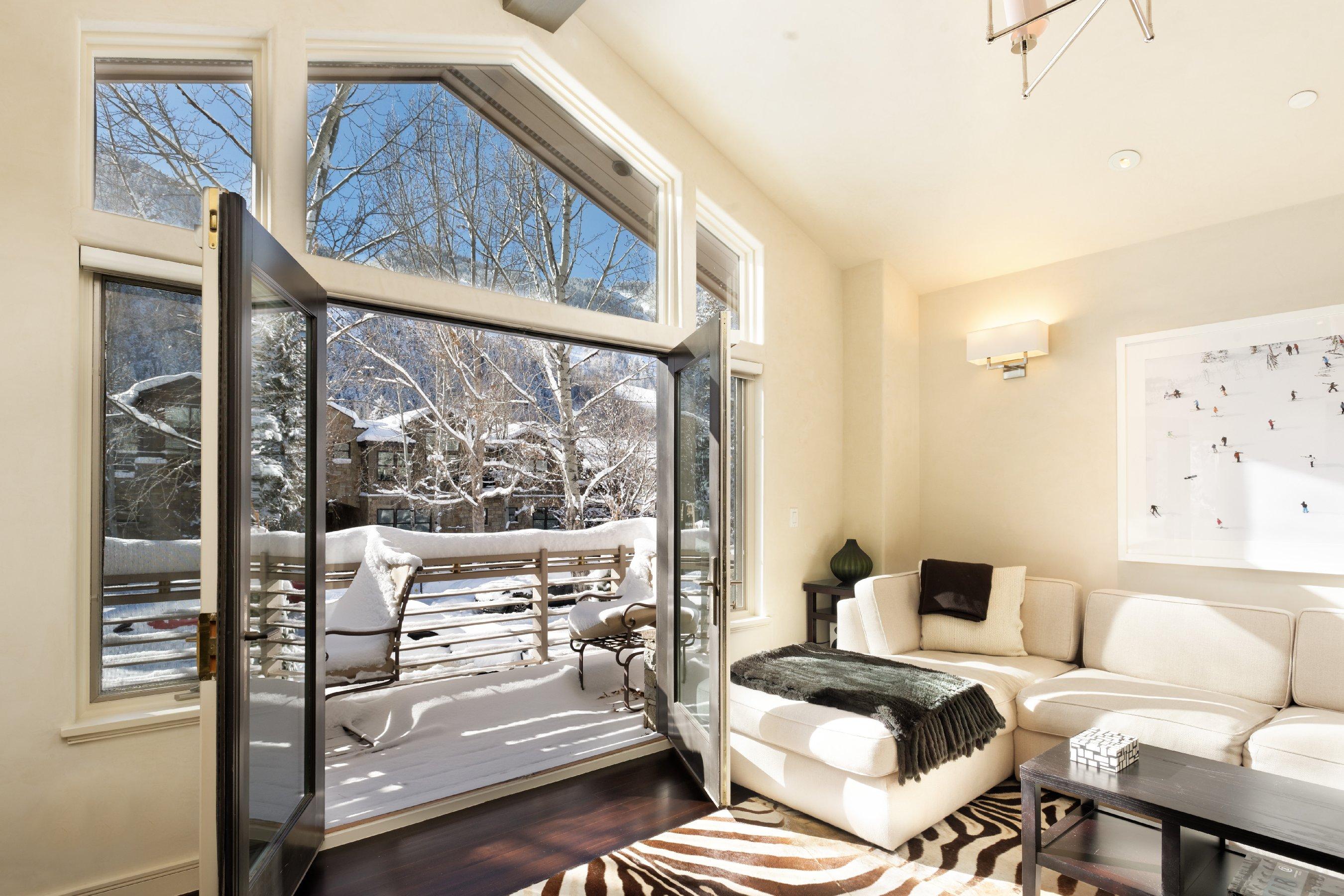Casa unifamiliar adosada (Townhouse) por un Venta en Silverstream Townhomes 926 E. Durant Avenue Unit 4 Aspen, Colorado, 81611 Estados Unidos