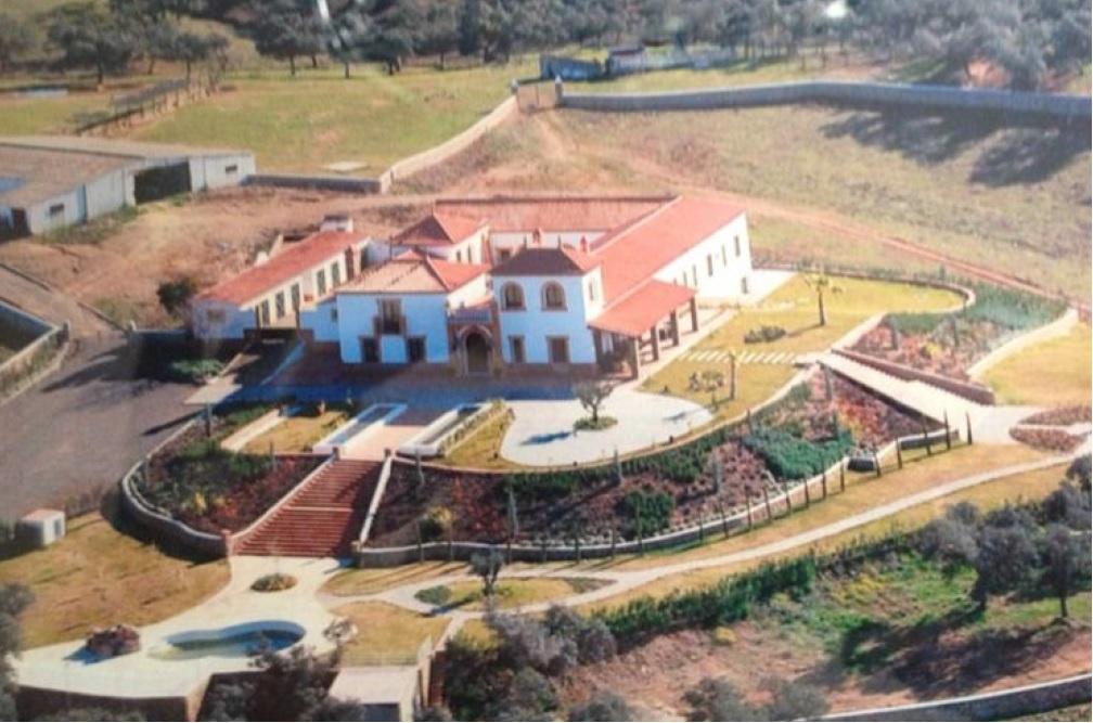 Farm / Ranch / Plantation for Sale at Finca in wonderful Zufre´s Sierra in Seville Province Huelva, Andalucia 21210 Spain