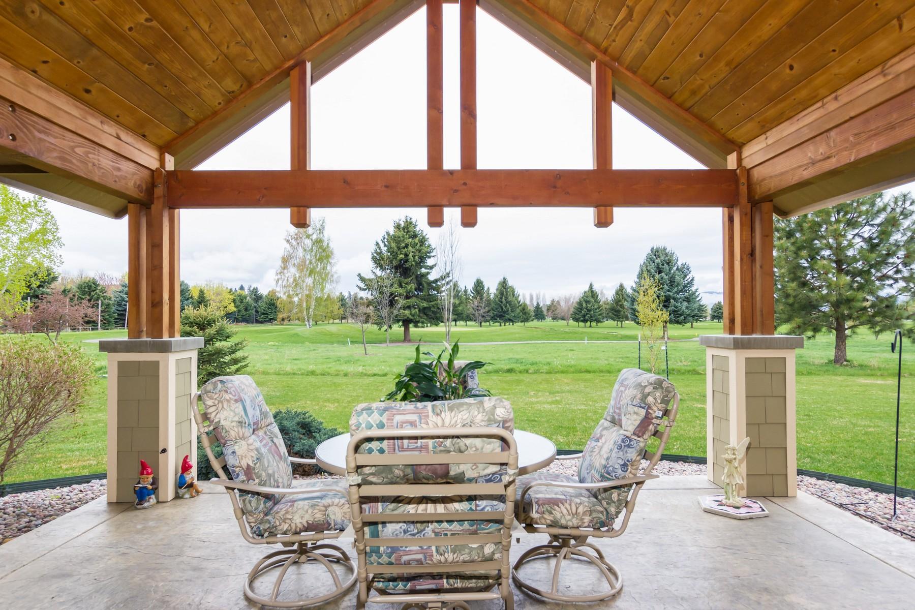 Таунхаус для того Продажа на Golf Course 110 Yellowstone Court Polson, Монтана, 59860 Соединенные Штаты