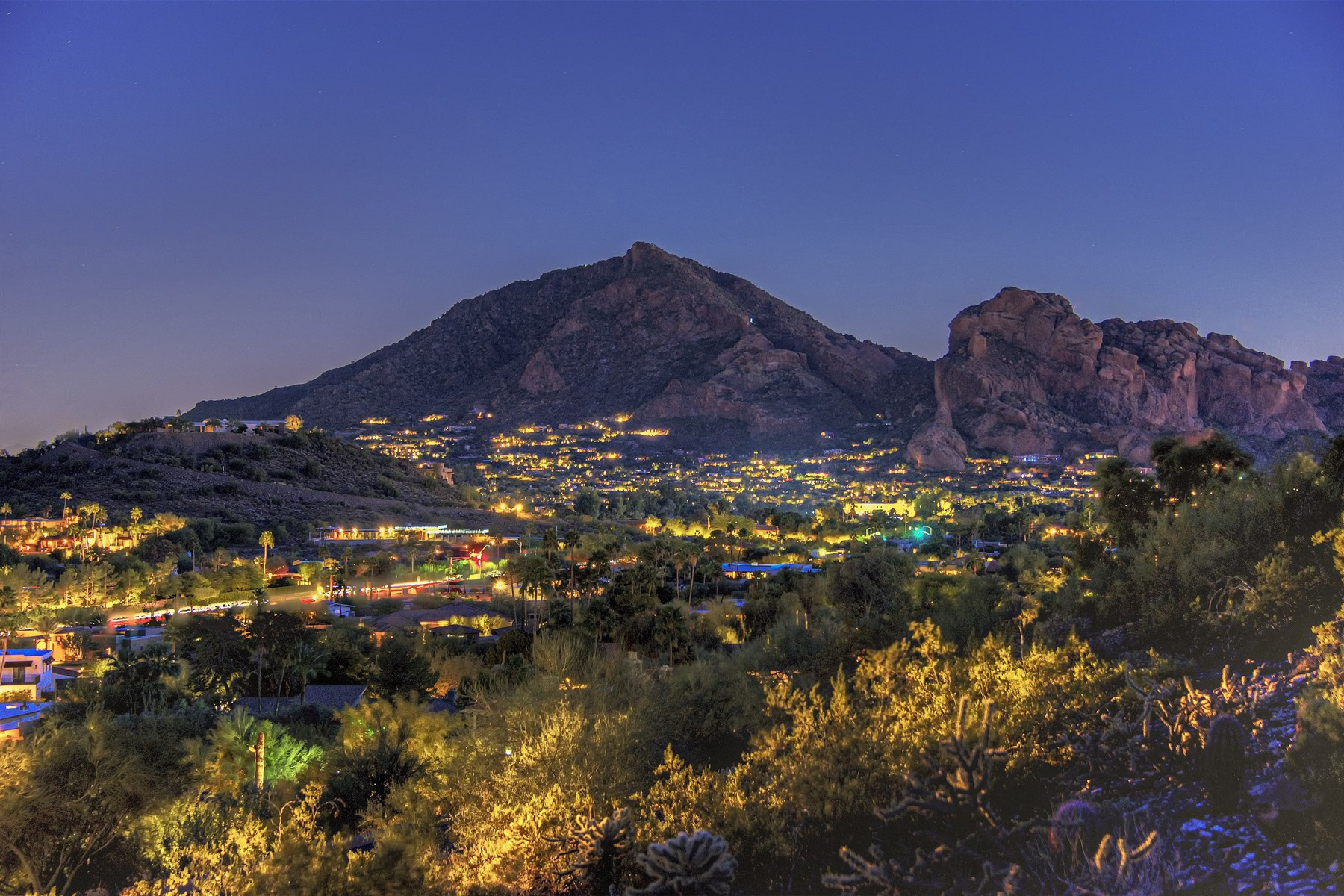 Land for Sale at One Of The Best Hillside View Lots In Paradise Valley 7600 N Moonlight Lane Paradise Valley, Arizona 85253 United States