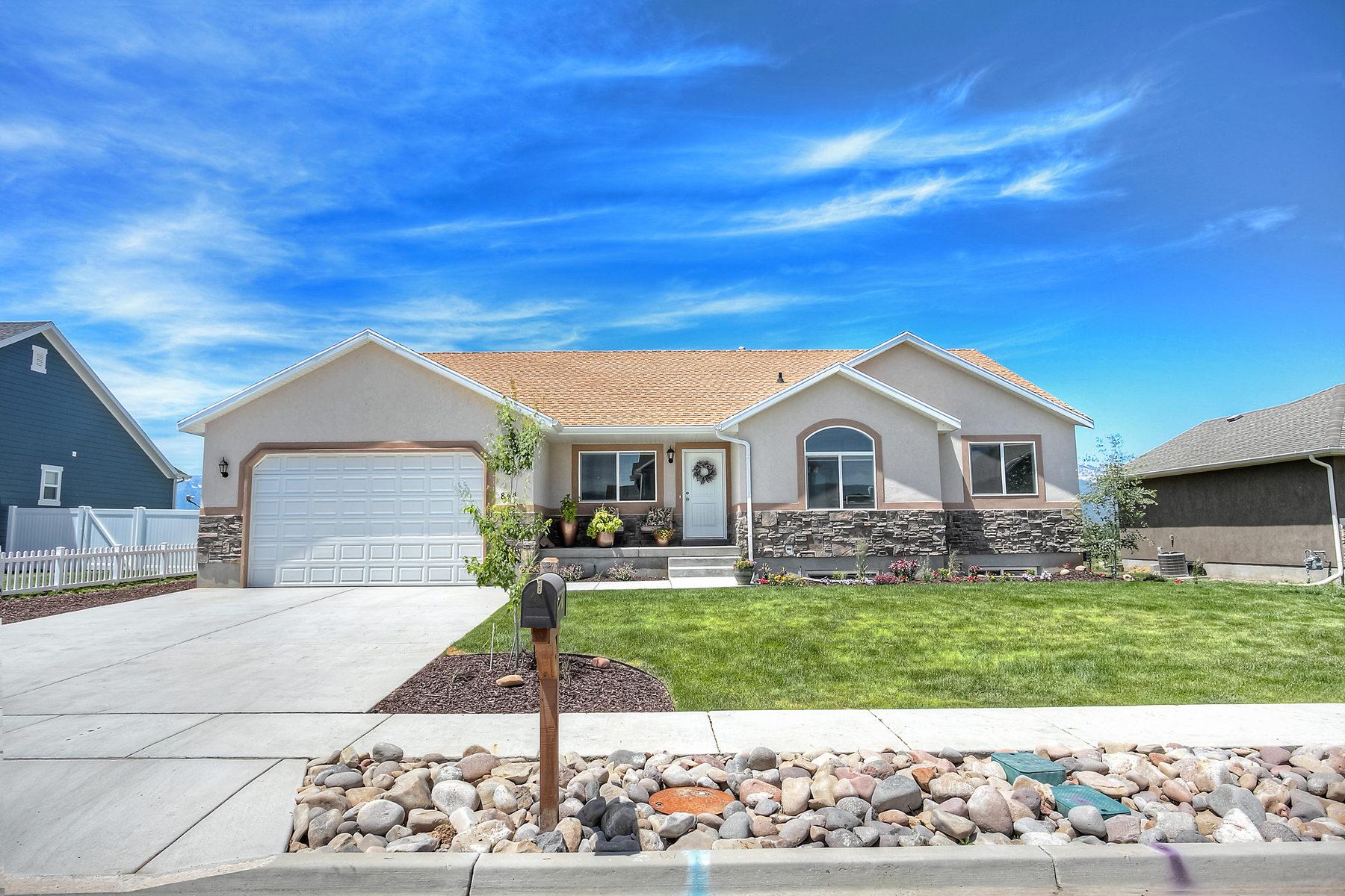 Villa per Vendita alle ore Immaculate Heber Home 844 S 820 E Heber City, Utah 84032 Stati Uniti