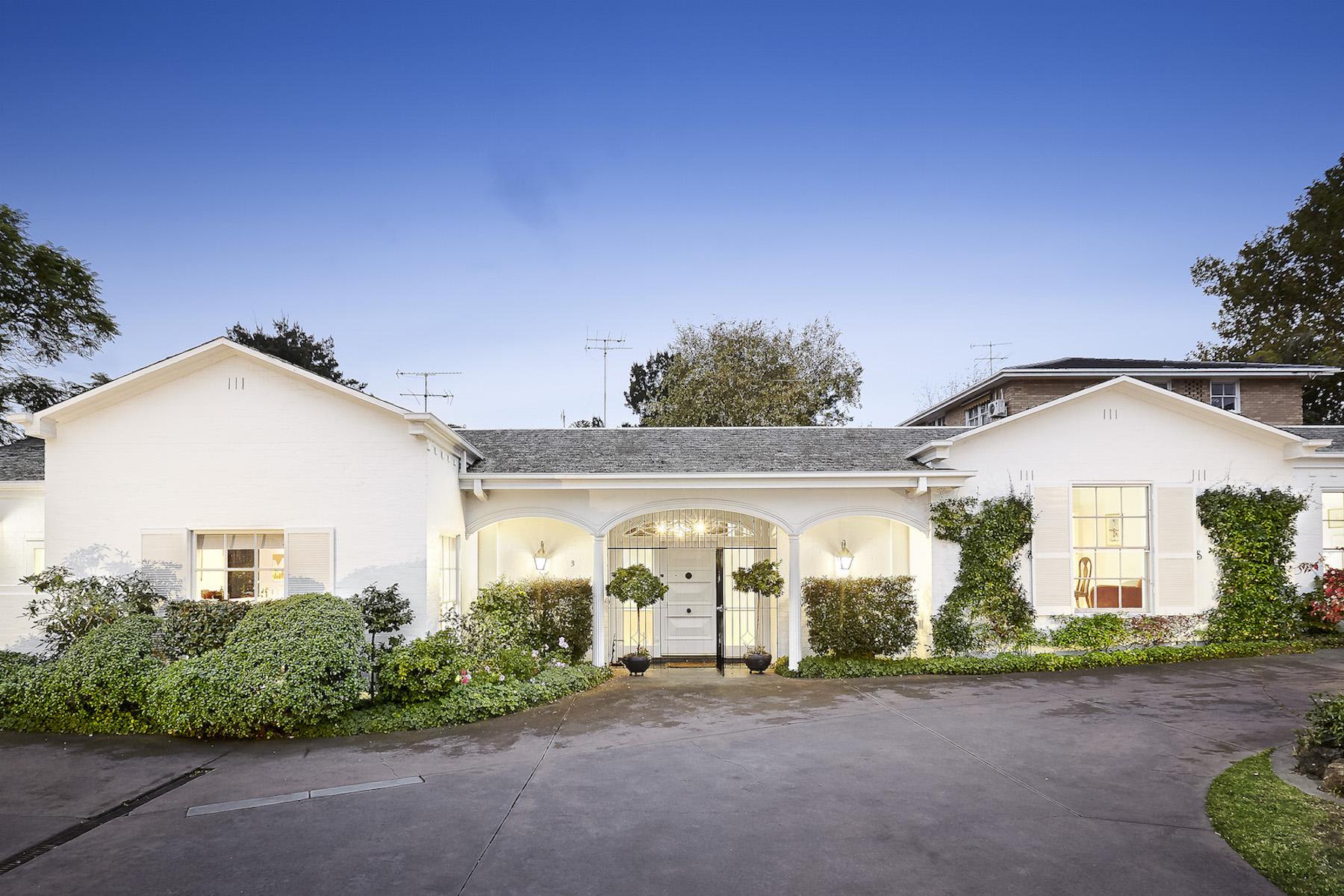独户住宅 为 销售 在 Residence 3/589a Resdence 3/589a Toorak Road 墨尔本, 维多利亚, 3142 澳大利亚