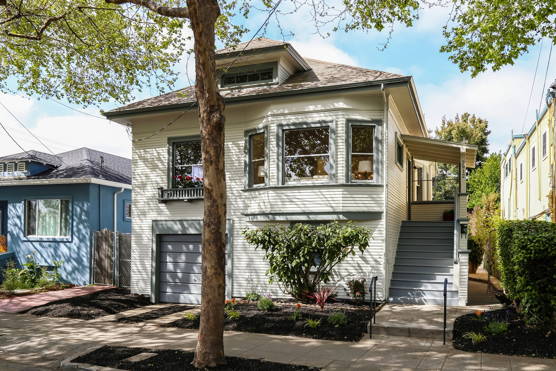 sales property at Located In The Heart Of Berkeley