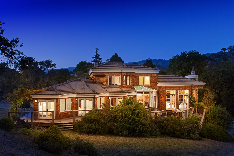 Casa Unifamiliar por un Venta en Stellar Coastal Estates - Bolinas 5745 State Route 1 Bolinas, California 94924 Estados Unidos