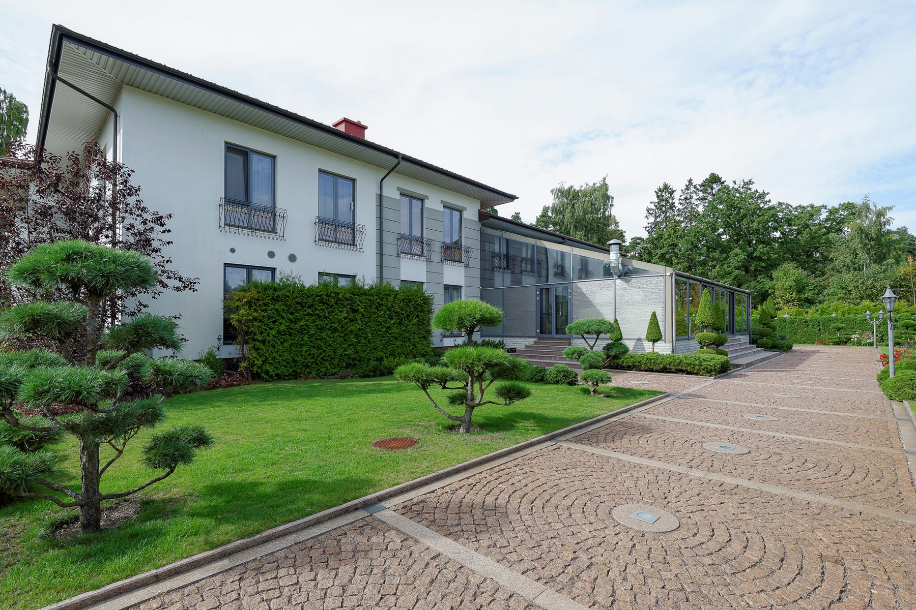 sales property at Luxury residence Villa Margarita in the resort city Jurmala