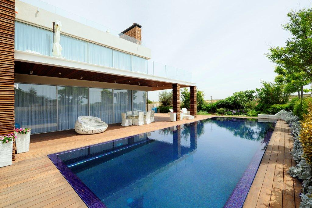sales property at Extraordinary  Modern Villa Sea Front