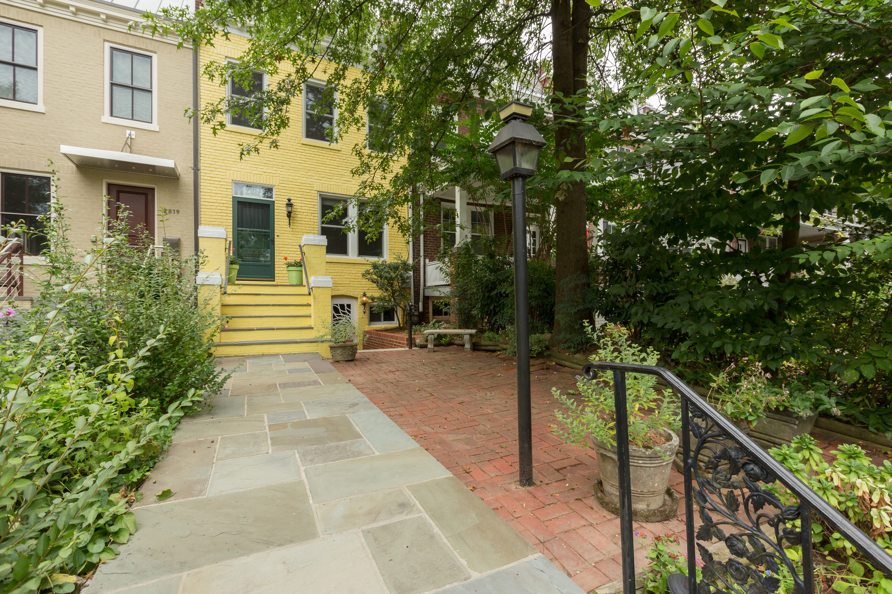 Townhouse for Sale at Observatory Circle 2817 38th Street Nw Washington, District Of Columbia 20007 United States
