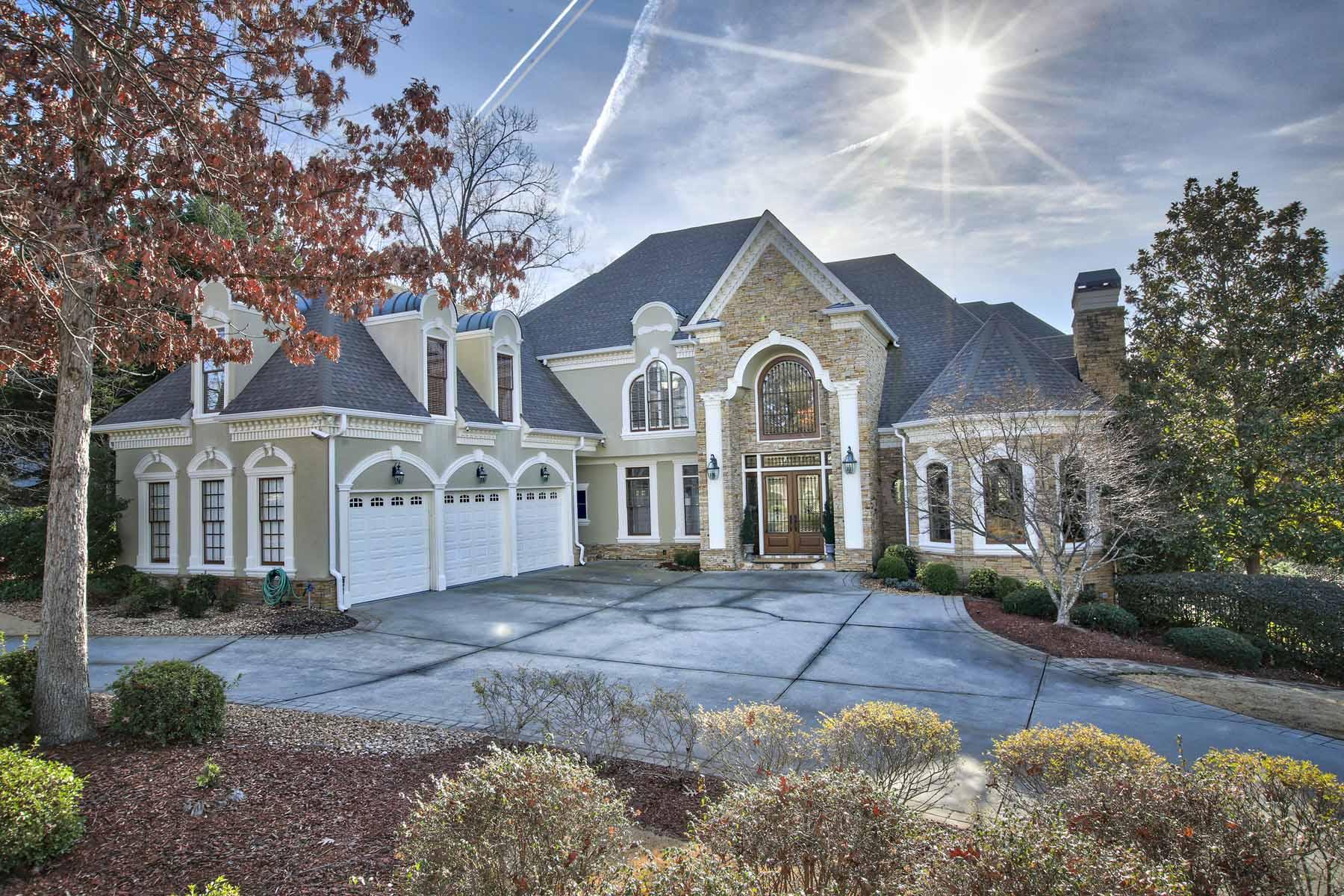 Moradia para Venda às Elegant Luxurious Family Home 1015 Tullamore Place Alpharetta, Geórgia, 30022 Estados Unidos
