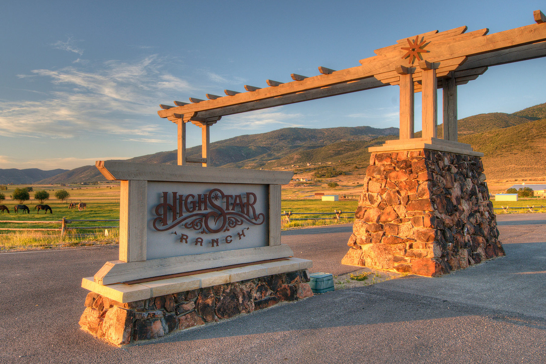 Property Of High Star Custom Homesite