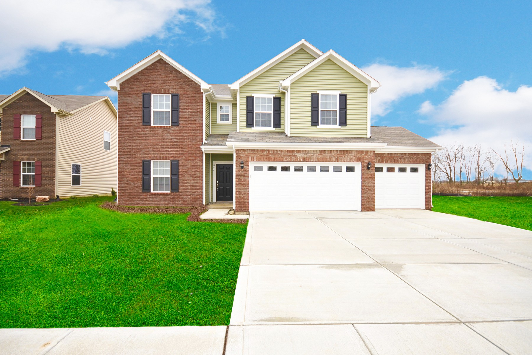 Property For Sale at New Construction 4 Bedroom for Lease