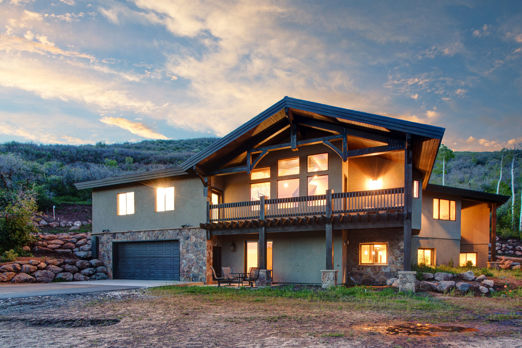 Single Family Home for Sale at Serene Living on 75+ Acres 8001 Parleys Lane Park City, Utah 84098 United States