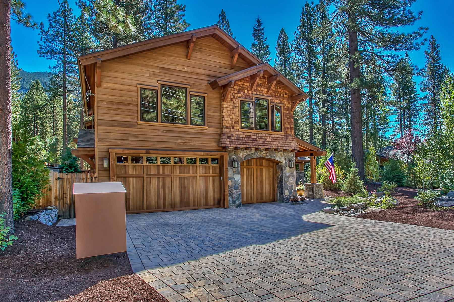Single Family Home for Sale at 150 Pine Cone Road Mill Creek, Incline Village, Nevada 89451 United States