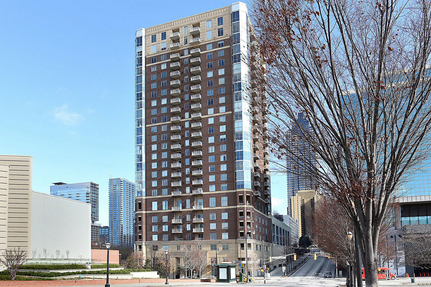 Property For Sale at Luxury Living In Downtown Atlanta