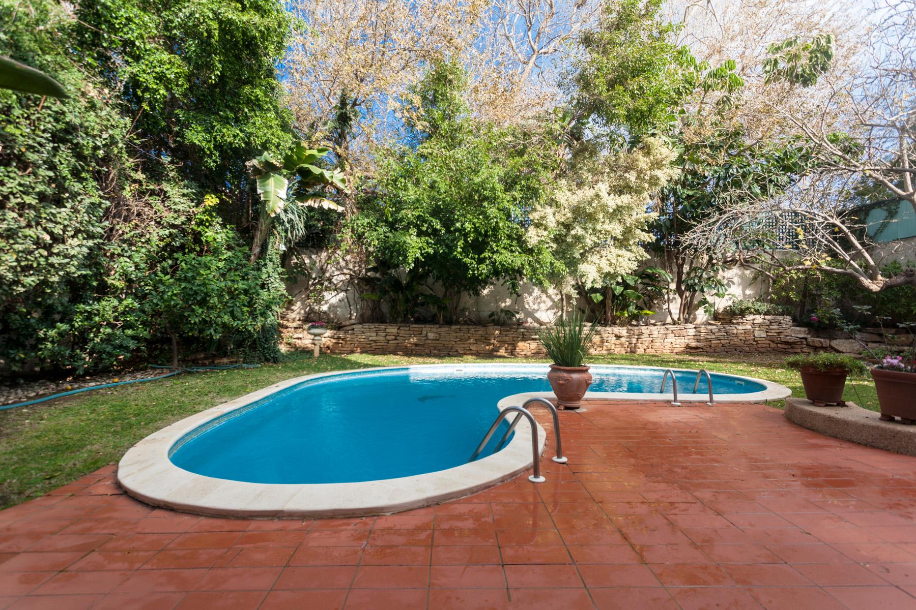 Single Family Home for Sale at Inviting Classical Villa near the Sea Herzliya, Israel Israel