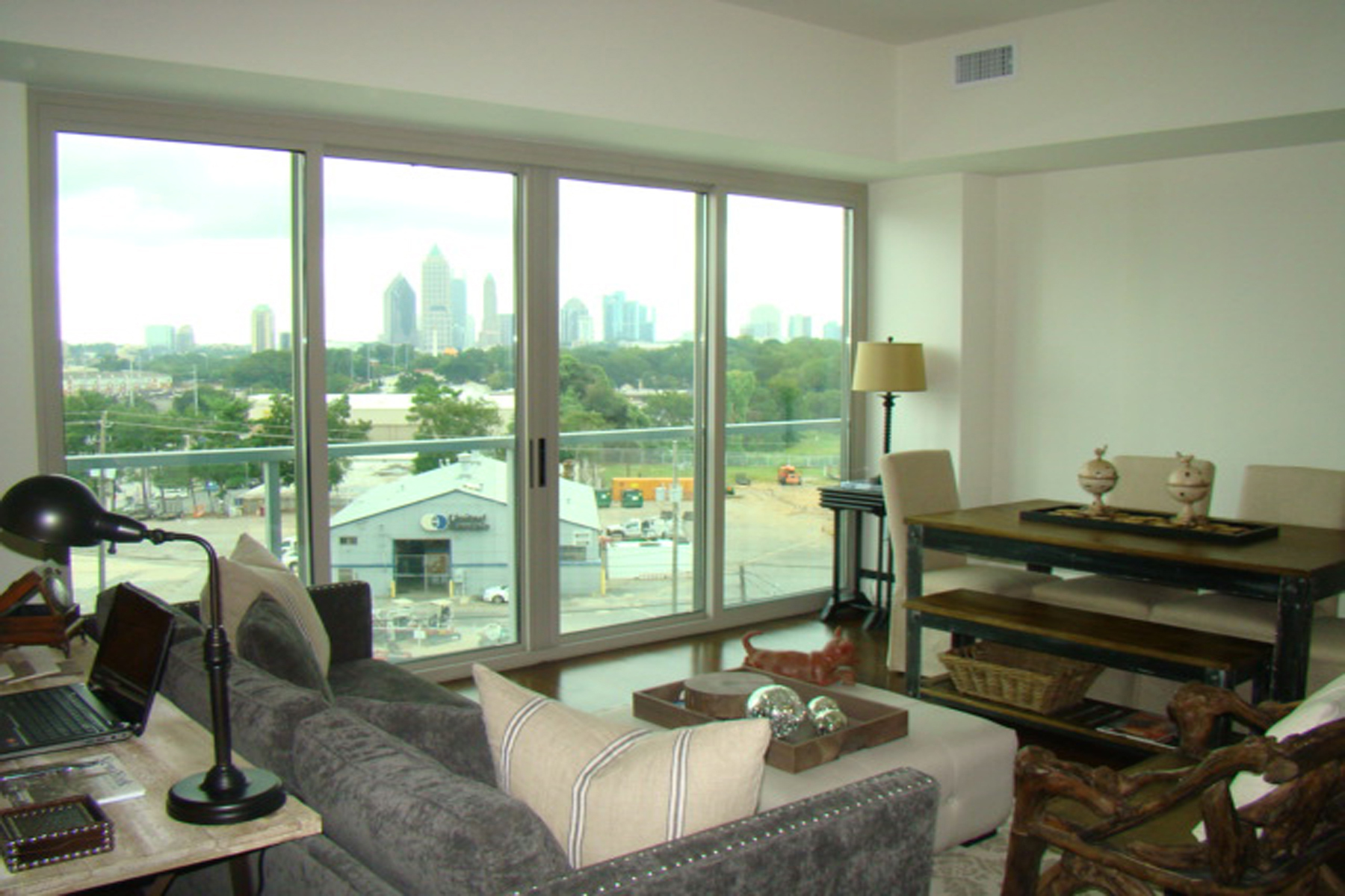 Property Of Amazing West Midtown Rental With Skyline Views