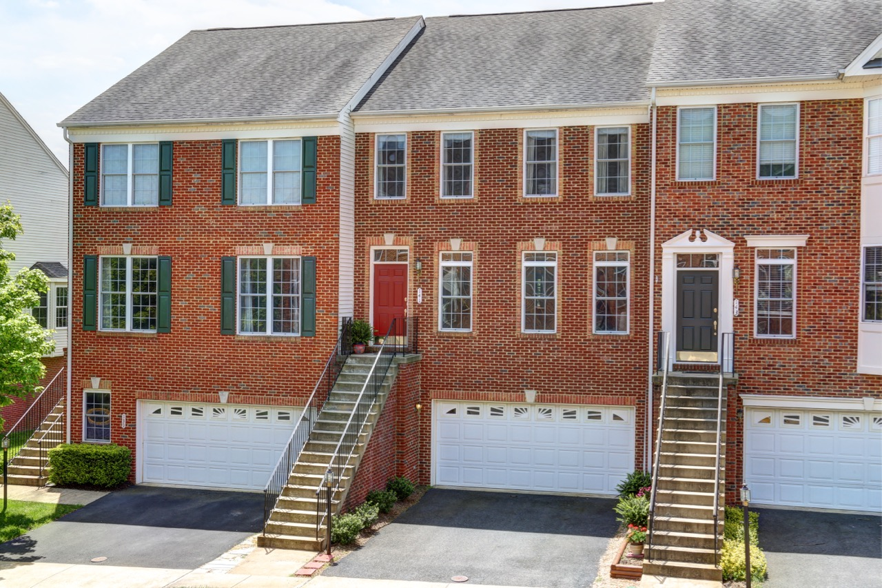 sales property at Stately Brick Townhome