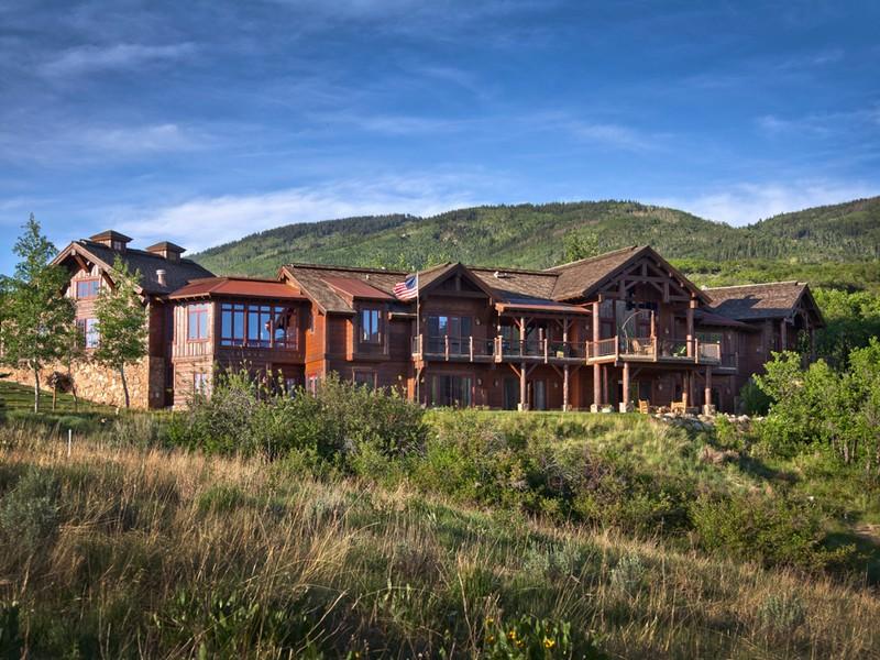 Einfamilienhaus für Verkauf beim Catamount Ranch Property 33720 Catamount Drive South Valley, Steamboat Springs, Colorado 80487 Vereinigte Staaten